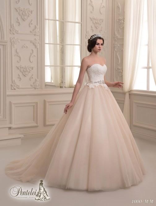 9d9399ca110 Фабрика свадебных платьев Pentelei