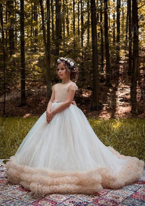 Шикарные детские платья оптом от производителя Pentelei 48241d2598b9a