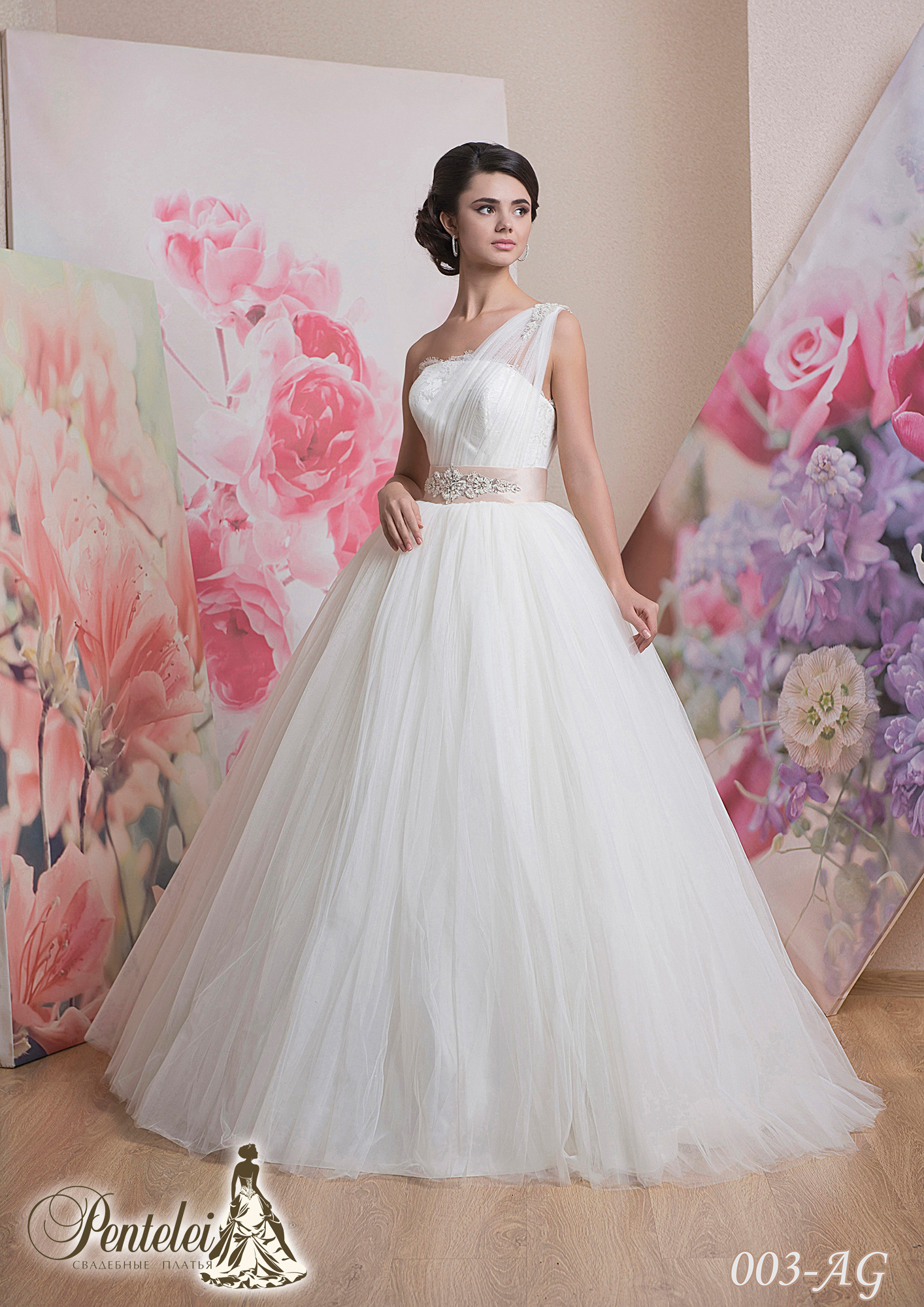 003-AG | Cumpăra rochii de mireasă en-gros de Pentelei