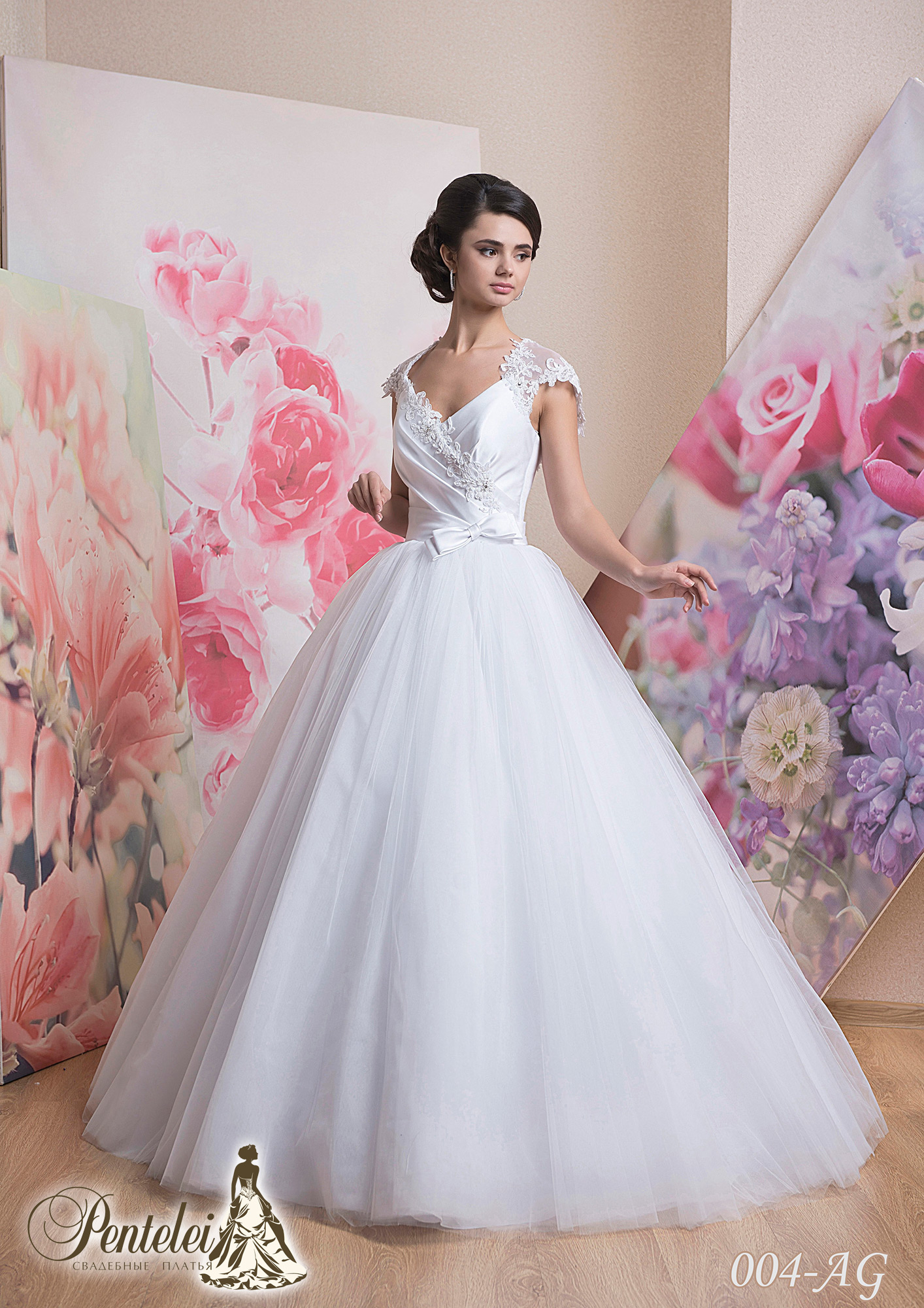 004-AG   Cumpăra rochii de mireasă en-gros de Pentelei
