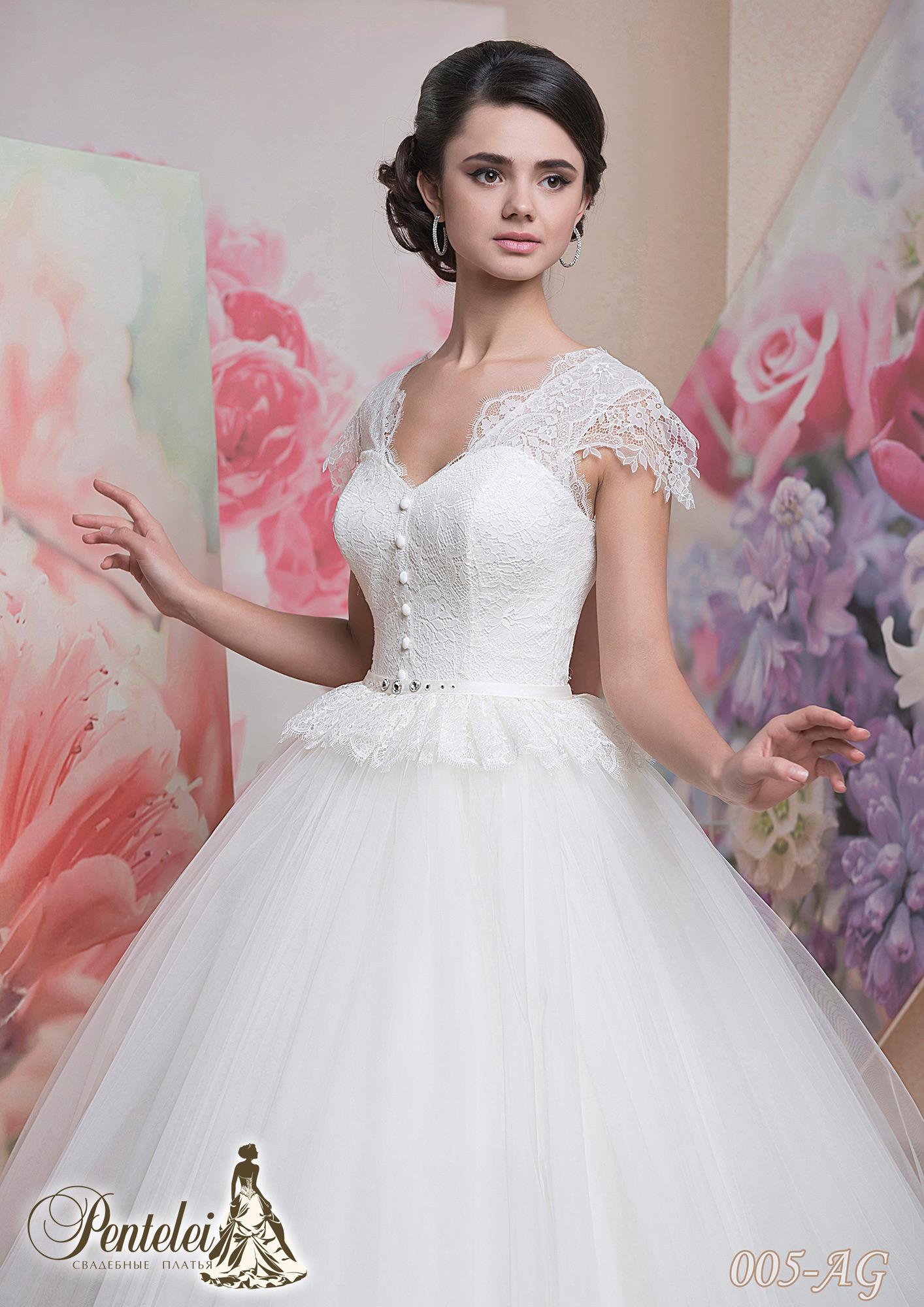 005-AG | Cumpăra rochii de mireasă en-gros de Pentelei