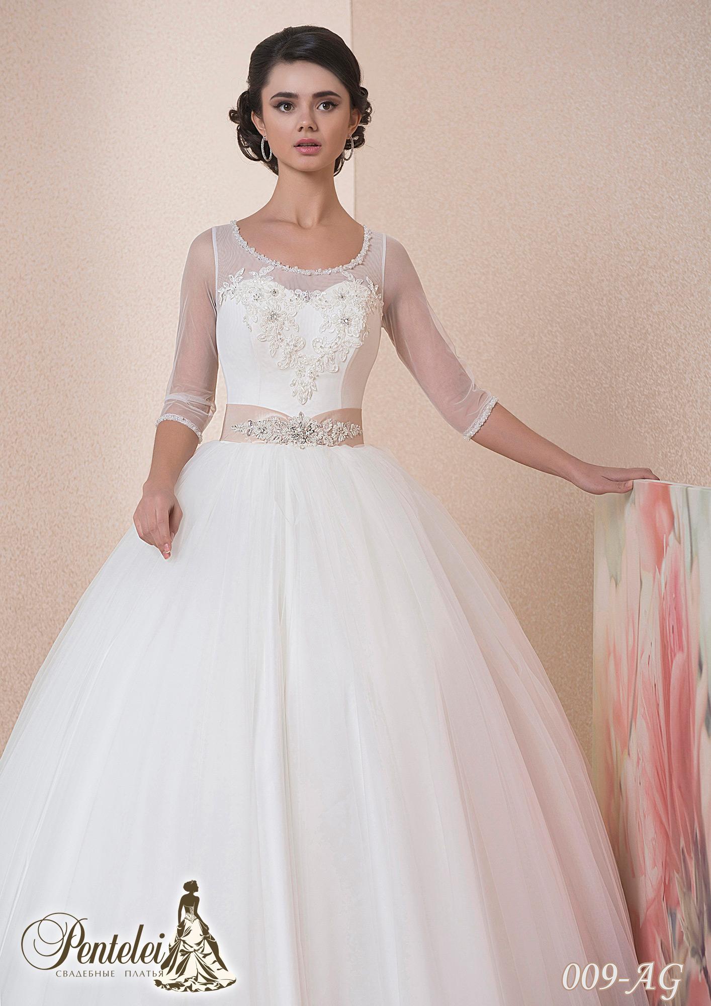 009-AG | Cumpăra rochii de mireasă en-gros de Pentelei