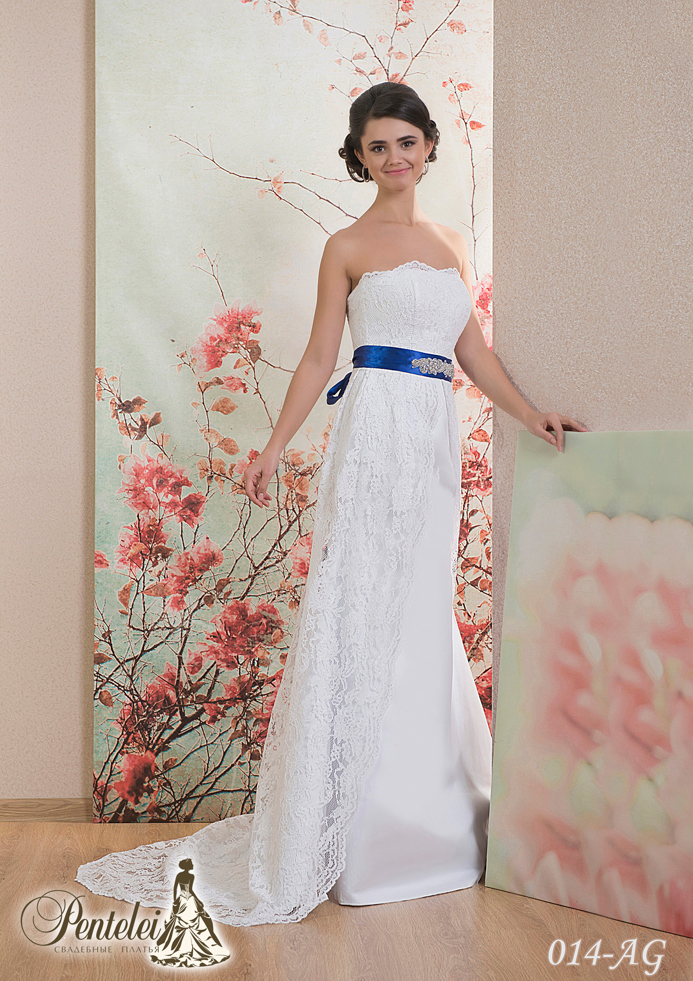 014-AG | Cumpăra rochii de mireasă en-gros de Pentelei