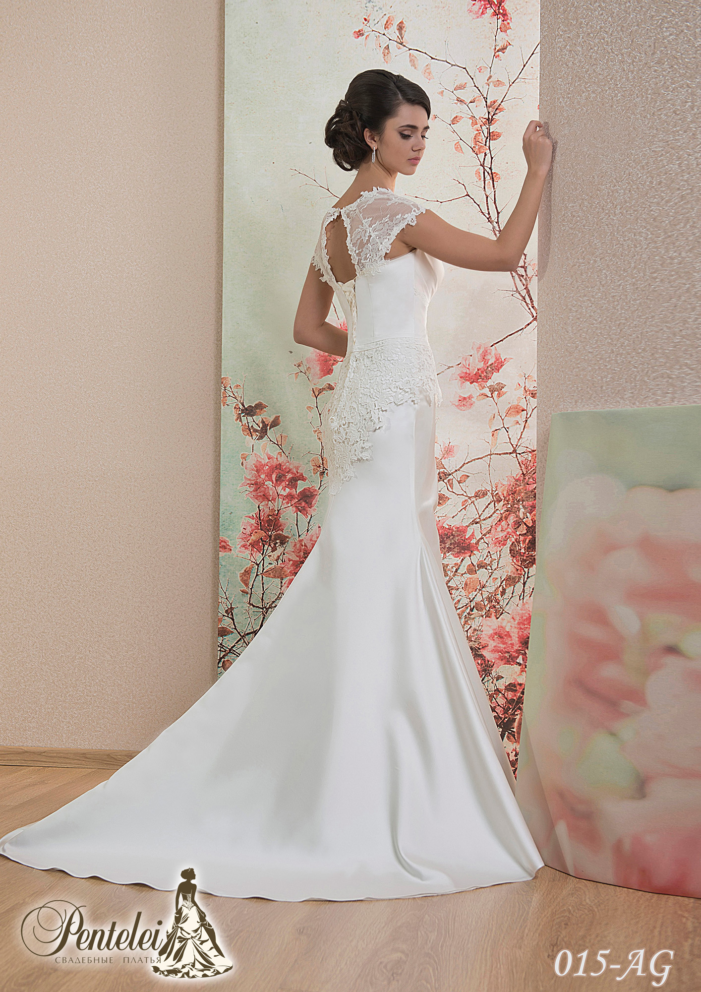 015-AG | Cumpăra rochii de mireasă en-gros de Pentelei