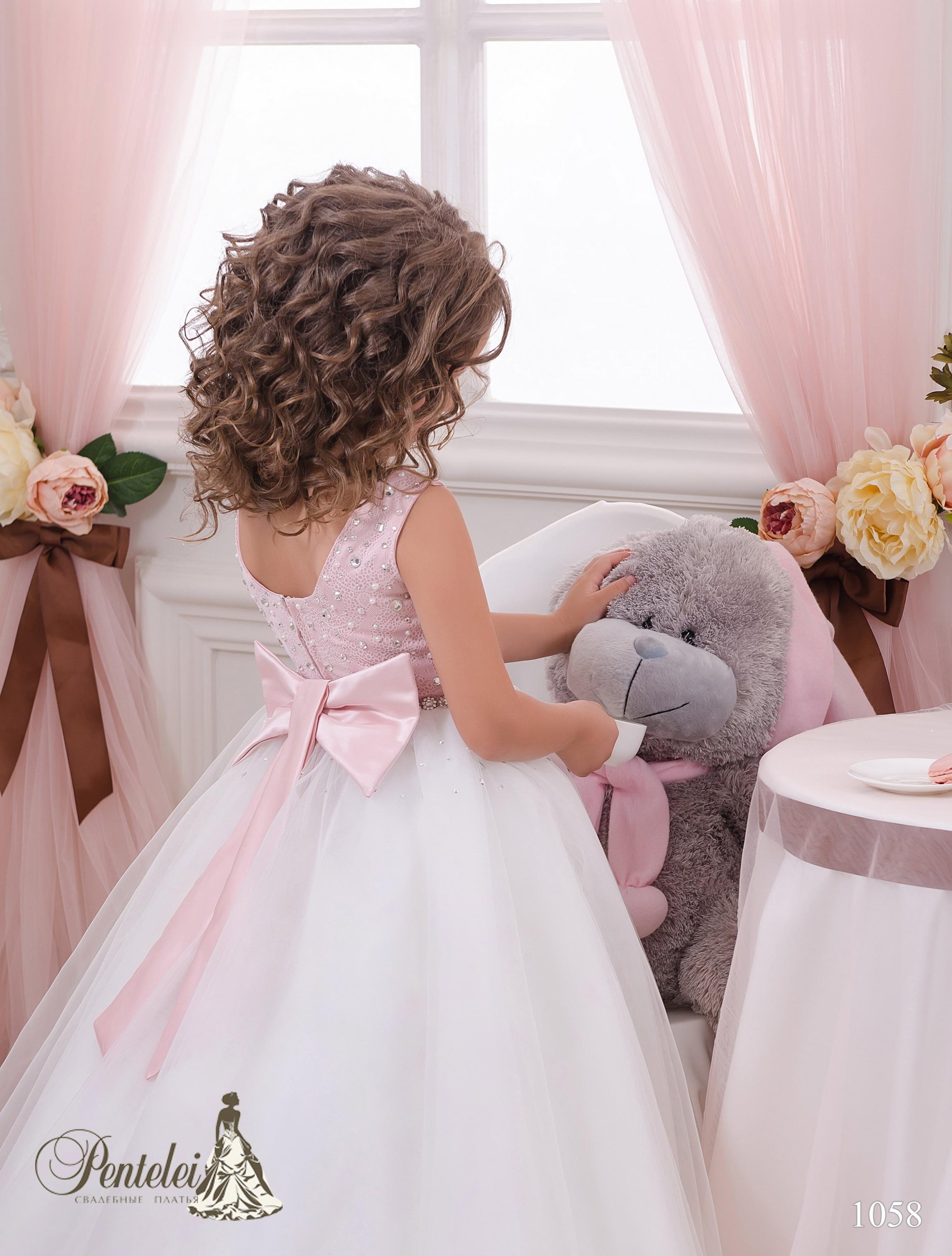 1058 | Купить детские платья оптом от Pentelei