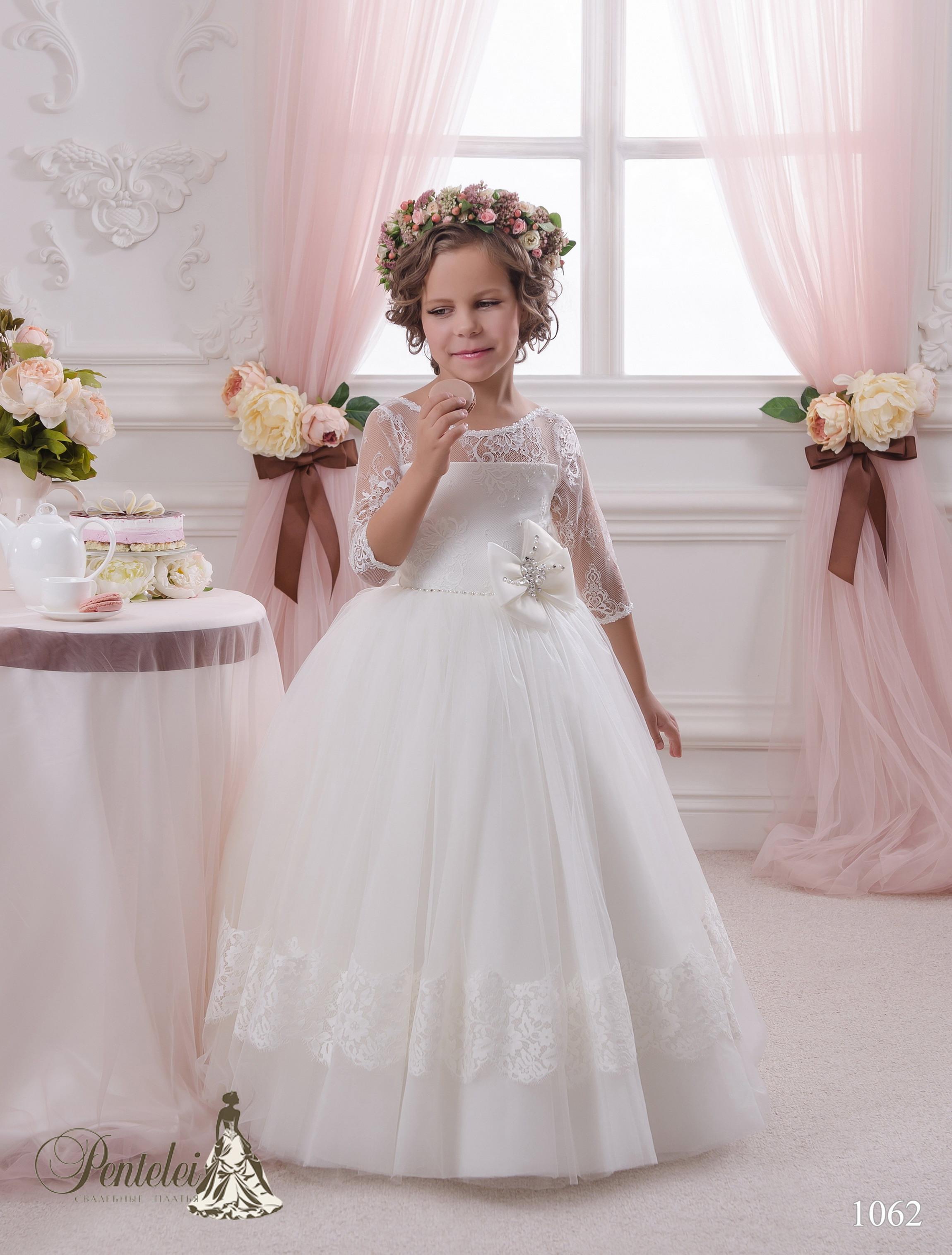 1062 | Купить детские платья оптом от Pentelei