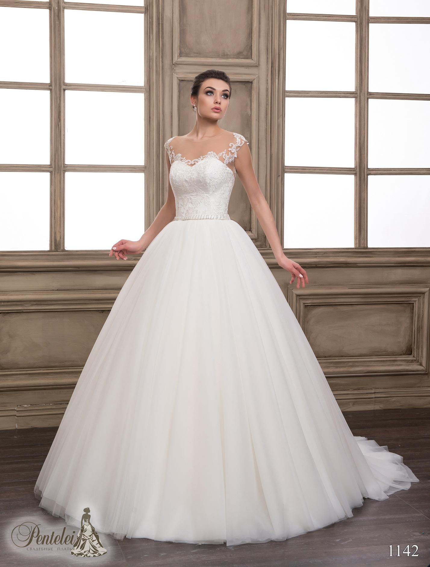 1142 | Buy wedding dresses wholesale from Pentelei