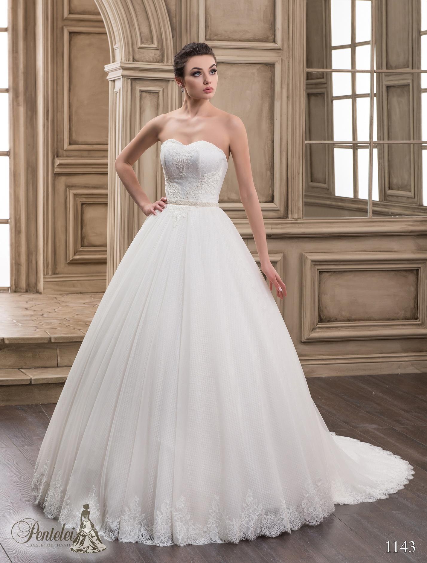 1143 | Купить свадебные платья оптом от Pentelei