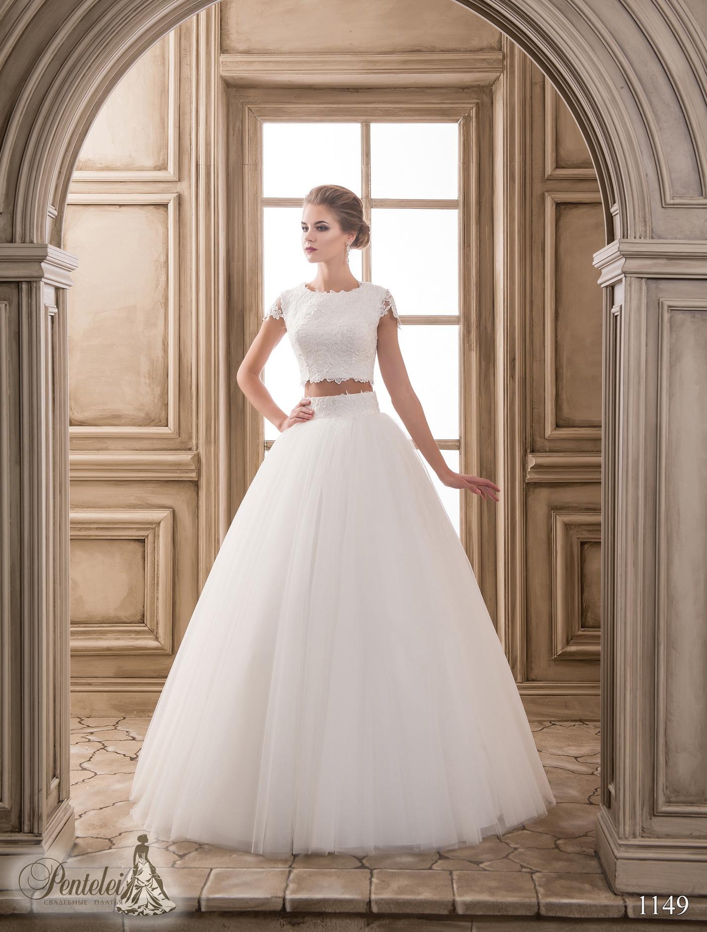 1149 | Купить свадебные платья оптом от Pentelei