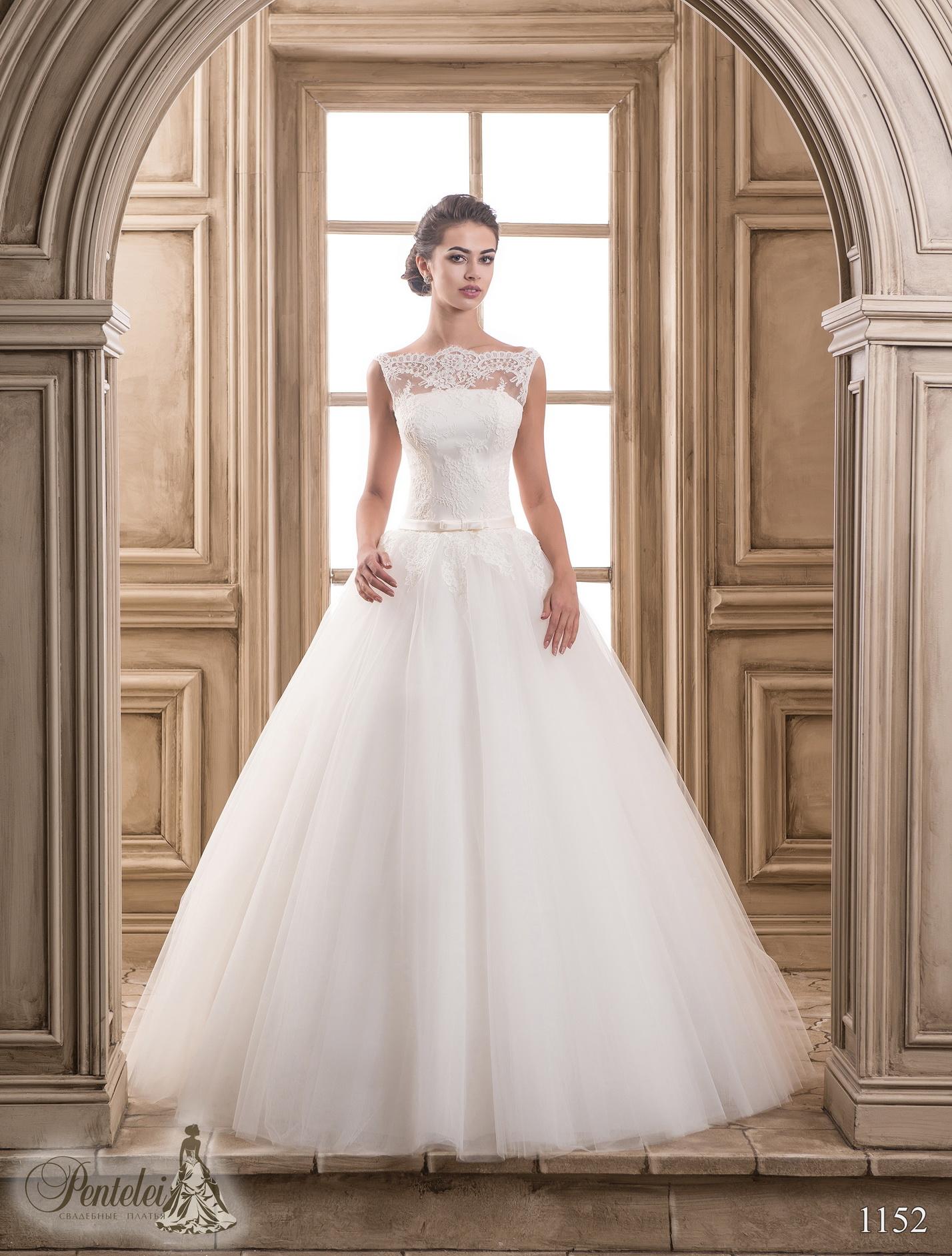 1152 | Купить свадебные платья оптом от Pentelei
