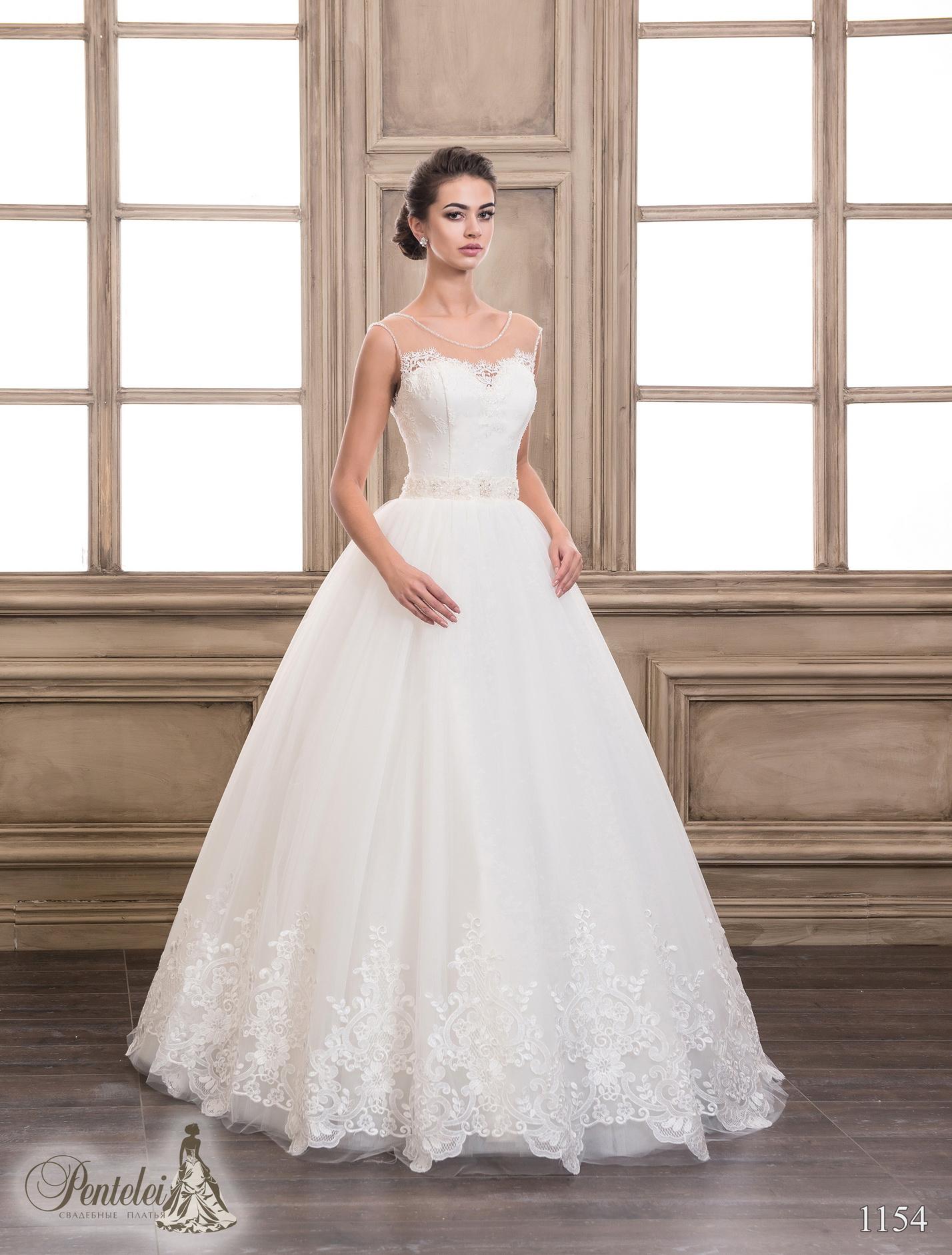 1154   Купить свадебные платья оптом от Pentelei