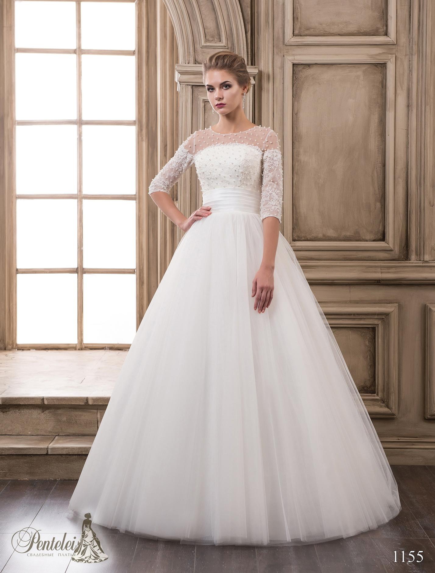 1155 | Купить свадебные платья оптом от Pentelei