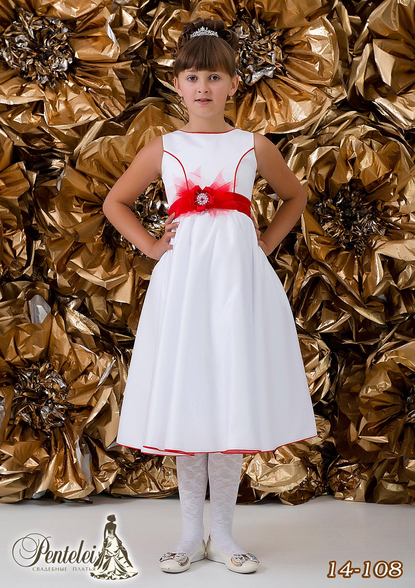 14-108 | Купити дитячі сукні оптом від Pentelei