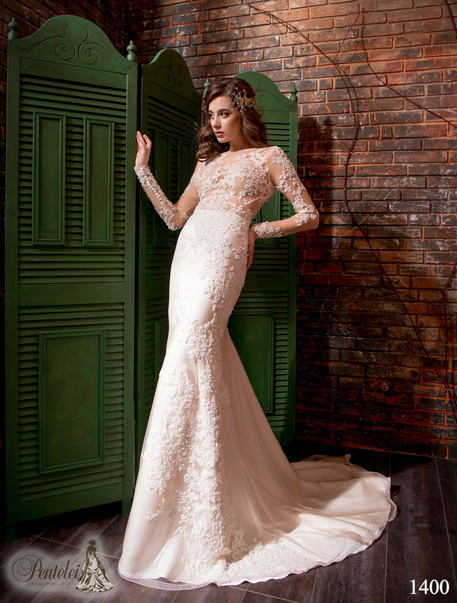 1400 | Купить свадебные платья оптом от Pentelei