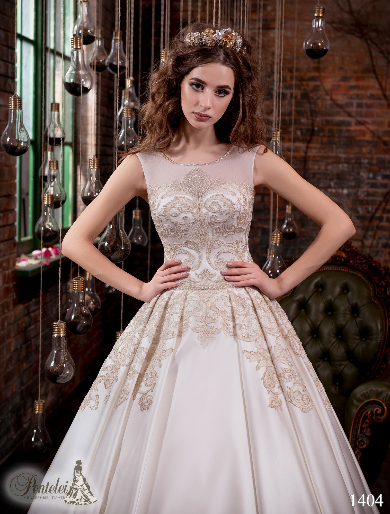 1404 | Buy wedding dresses wholesale from Pentelei