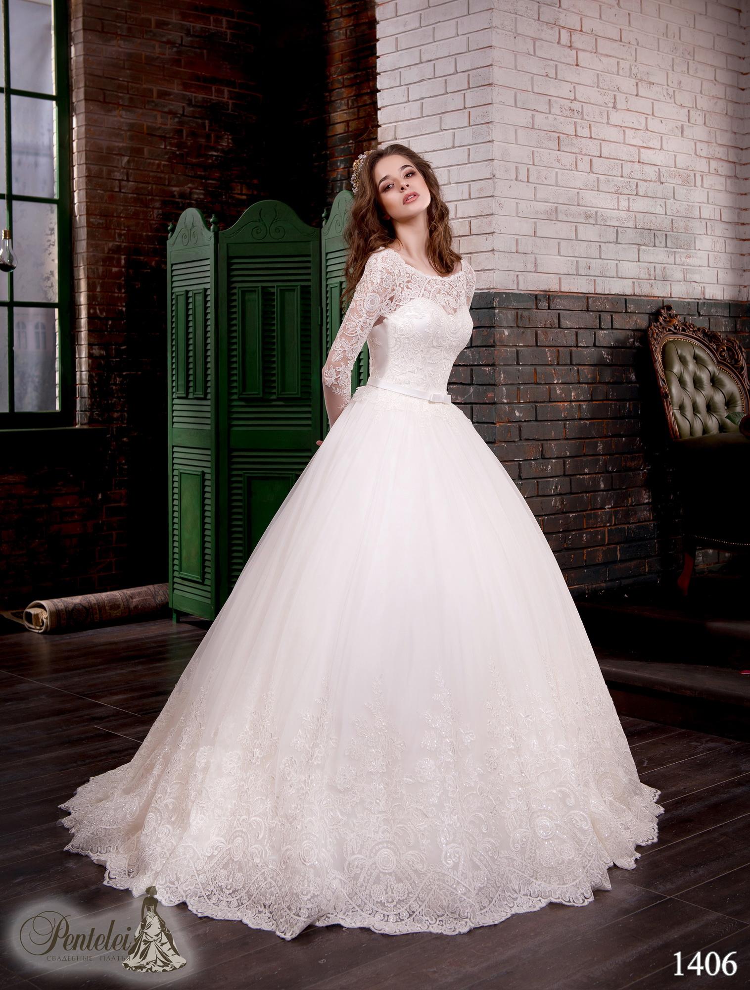 Свадебные платья 1406