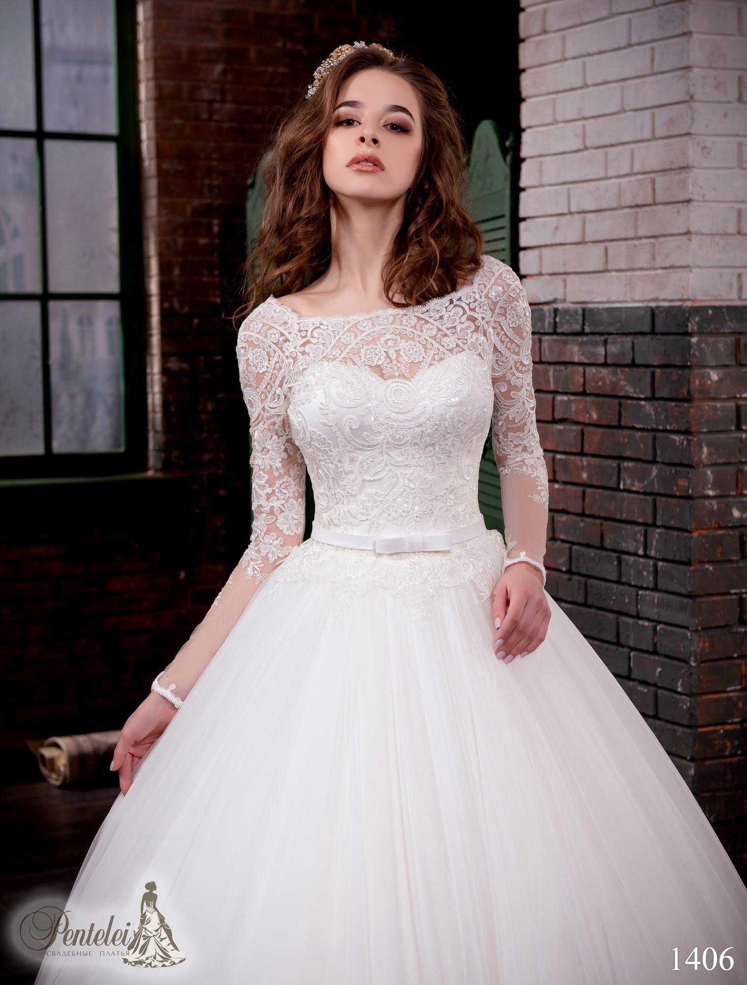 Свадебные платья 1406 1