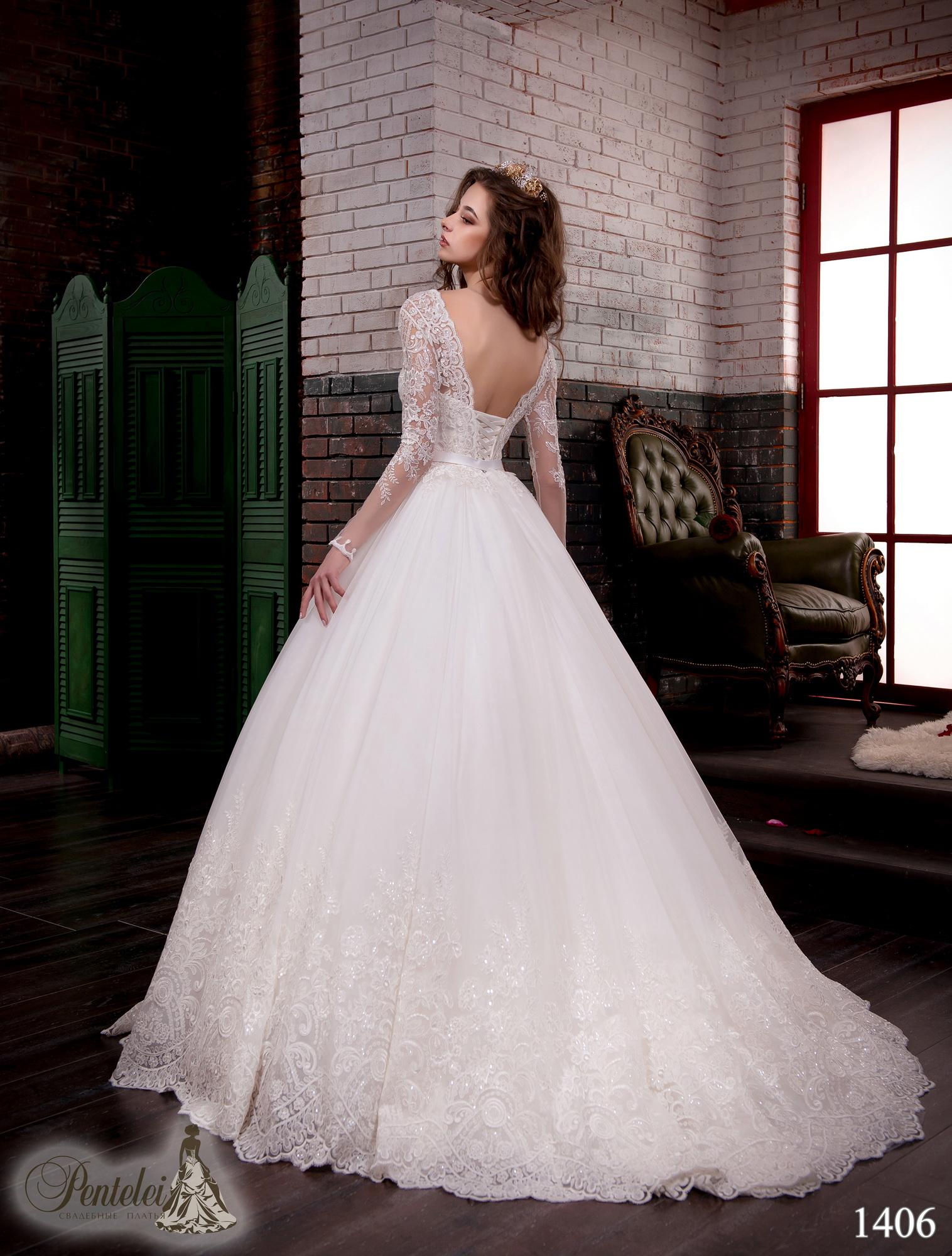 Свадебные платья 1406 2