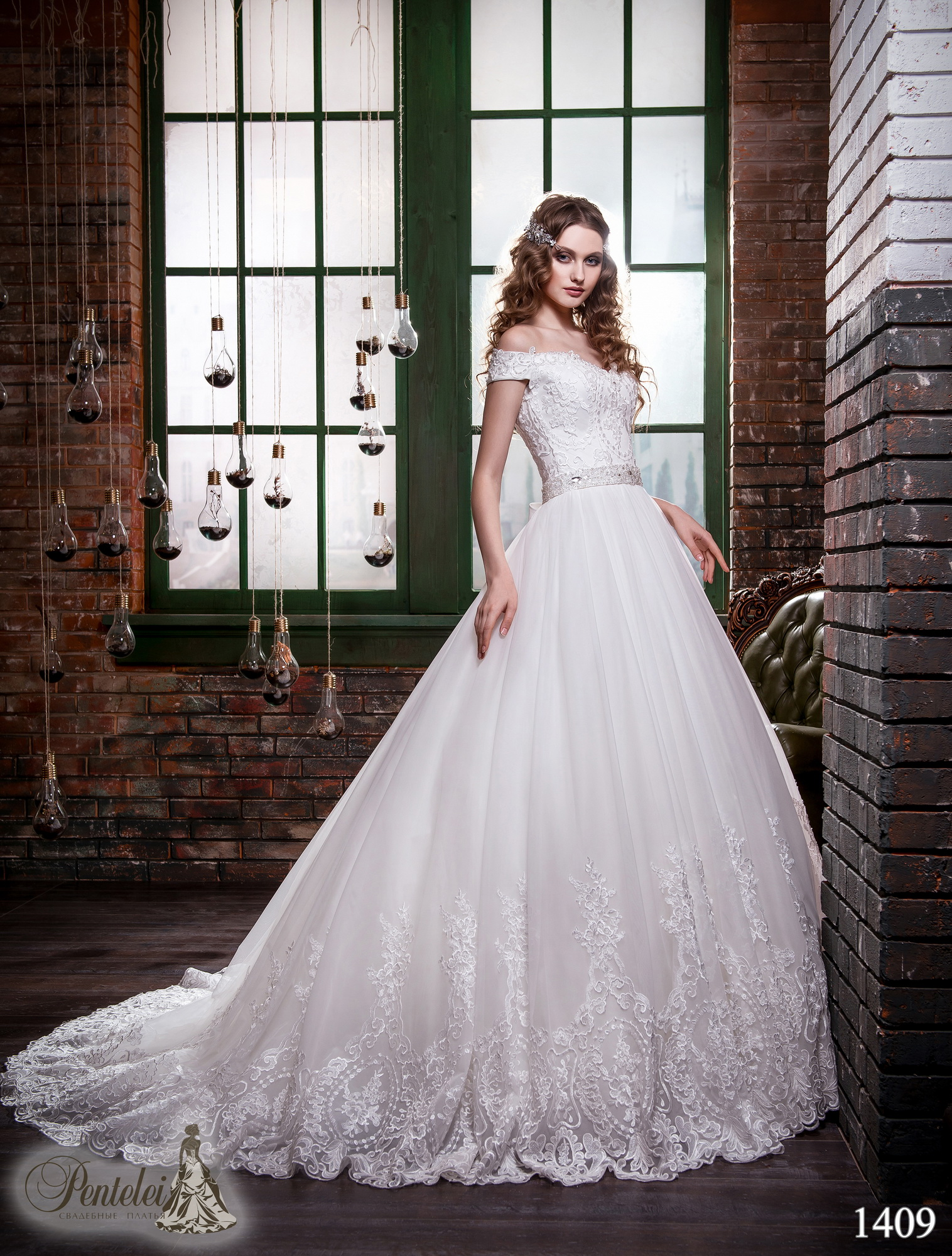 1409 | Buy wedding dresses wholesale from Pentelei