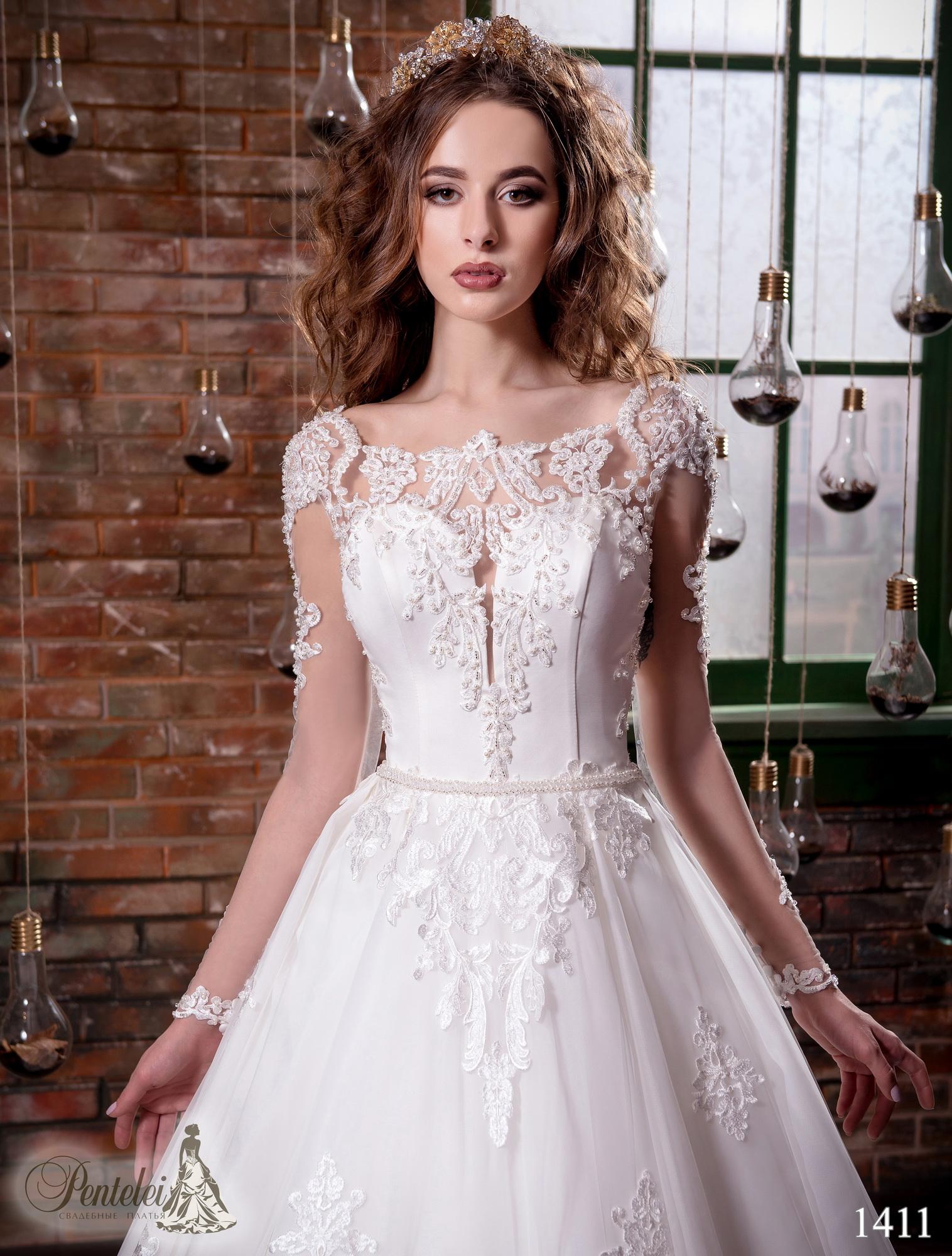 1411 | Купить свадебные платья оптом от Pentelei