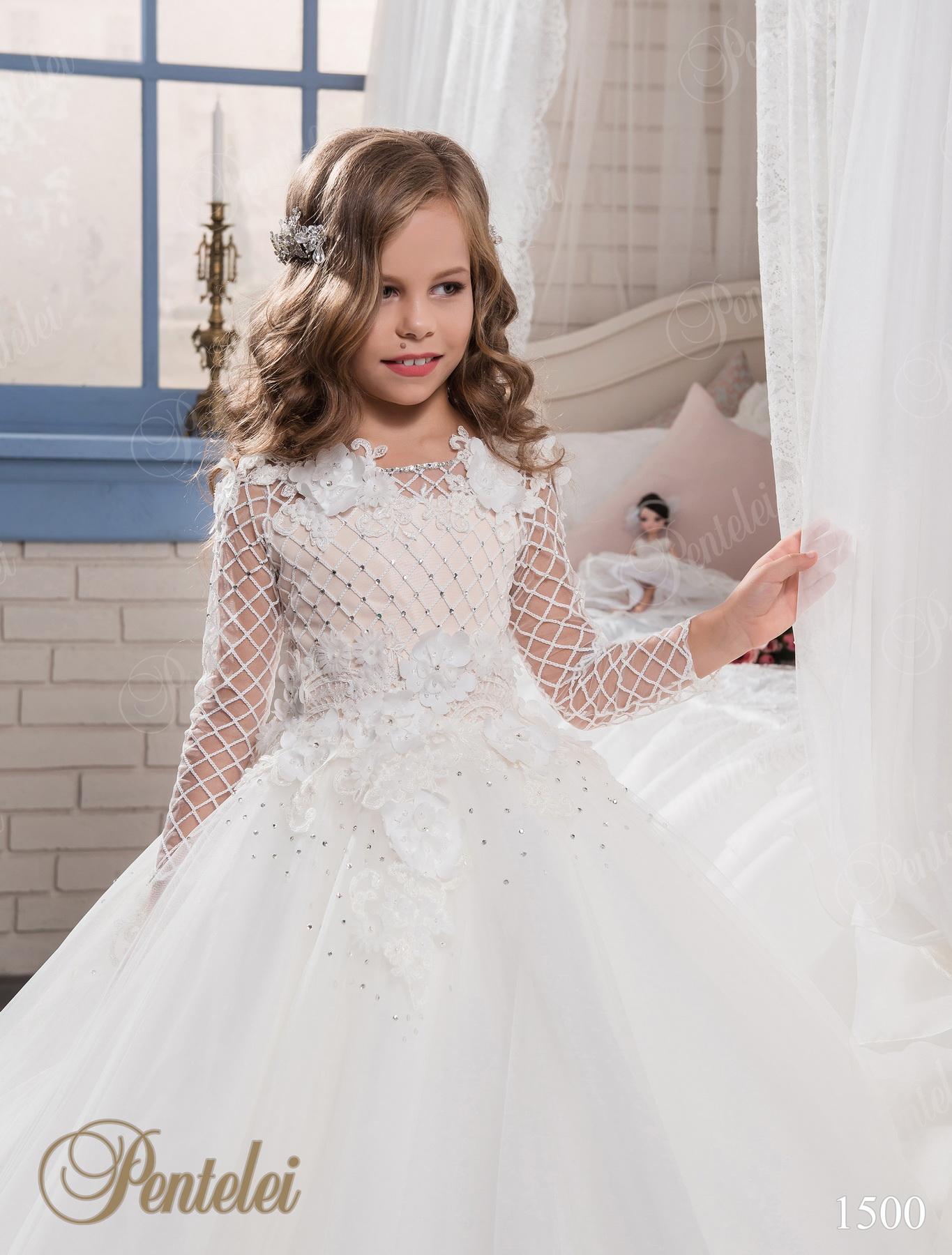Rochie De Printesa Silueta De Nunta Pentru Copii