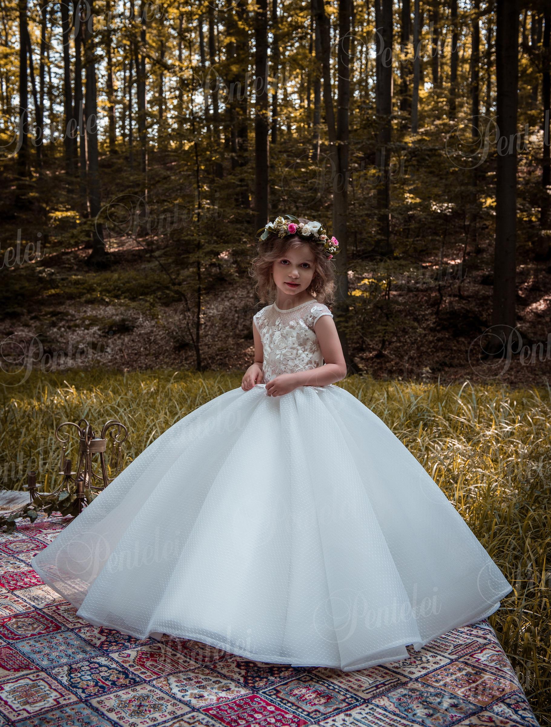 Дитячі сукні на випускний  коллекція 2018 ccbcdf9151b32
