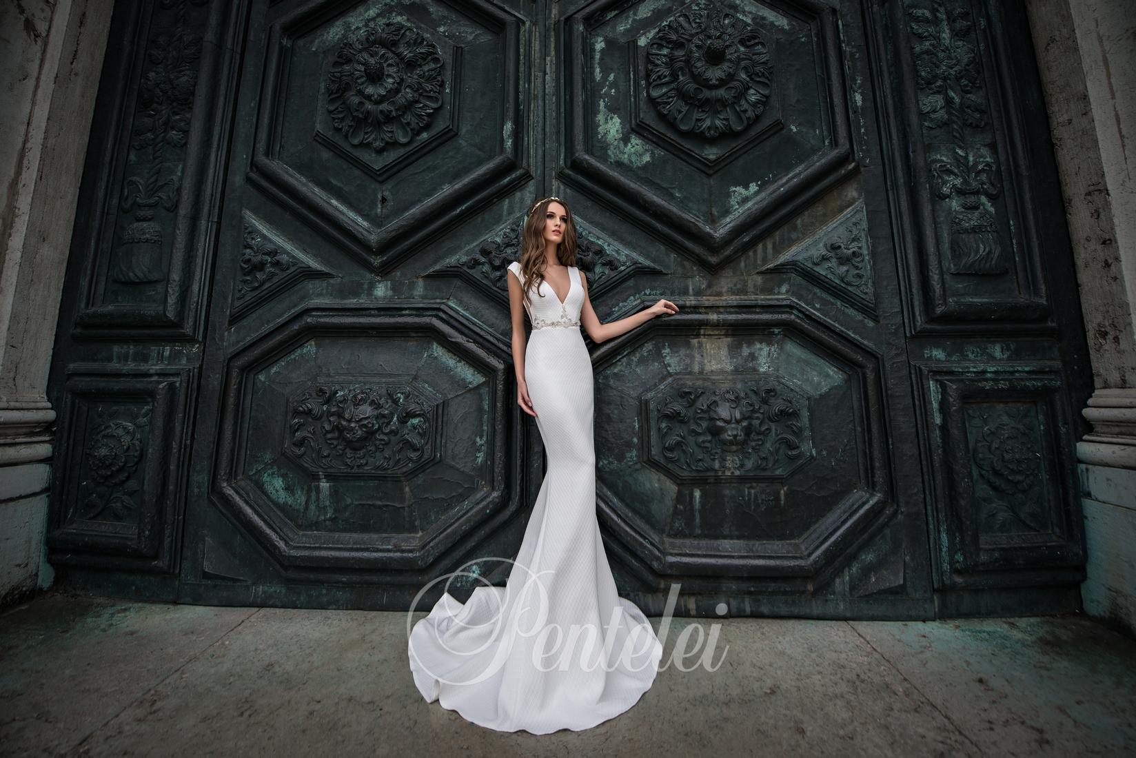 свадебные платья pentelei