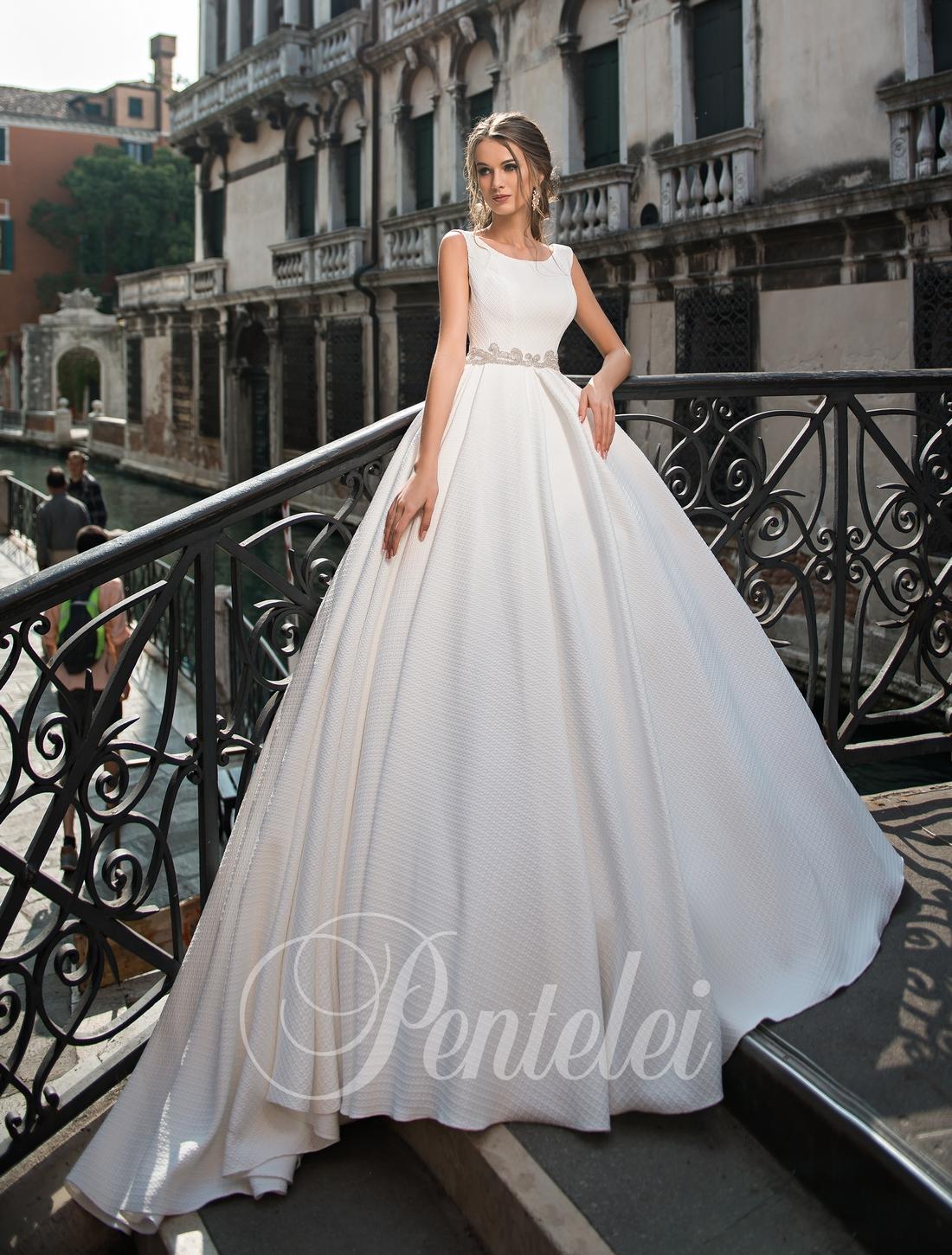 Пышные свадебные платья оптом