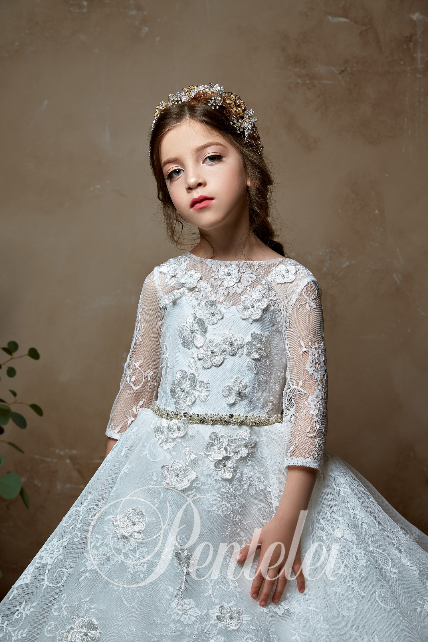 Дитяча святкова сукня