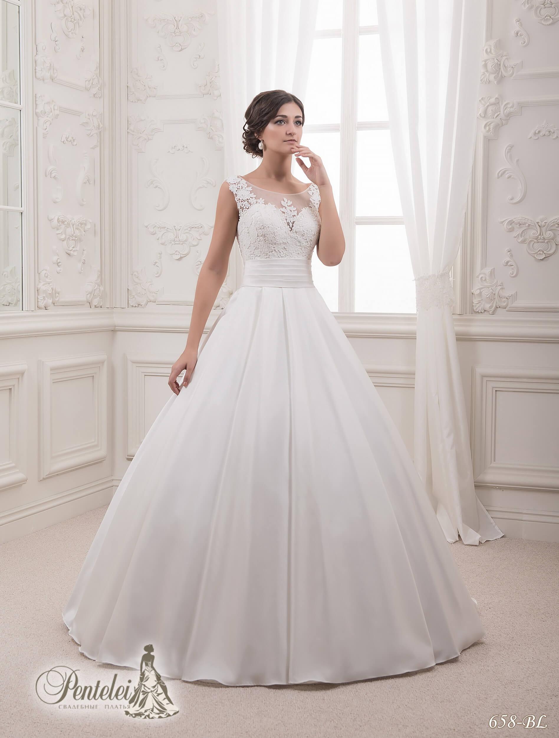 658-BL | Cumpăra rochii de mireasă en-gros de Pentelei