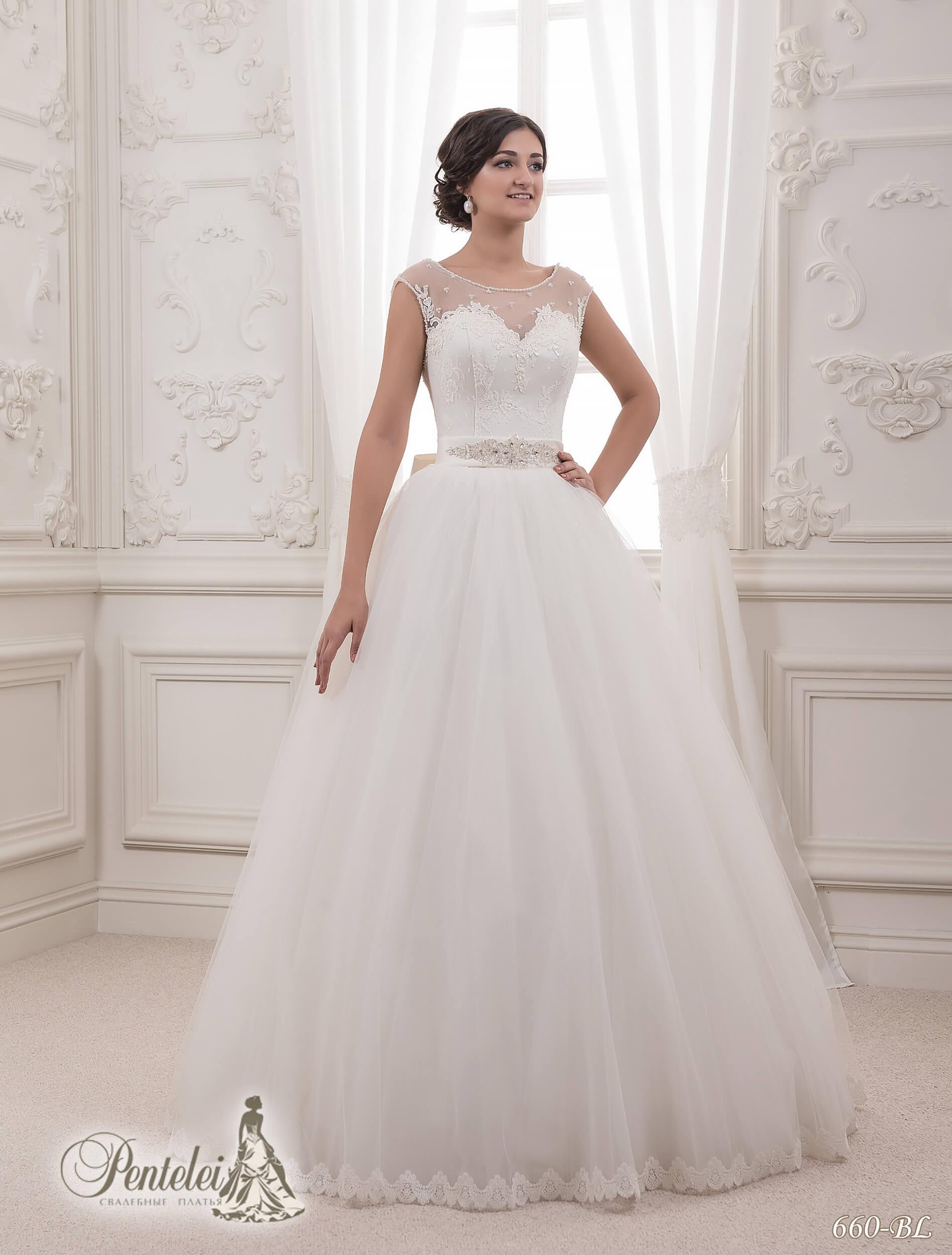 660-BL | Cumpăra rochii de mireasă en-gros de Pentelei