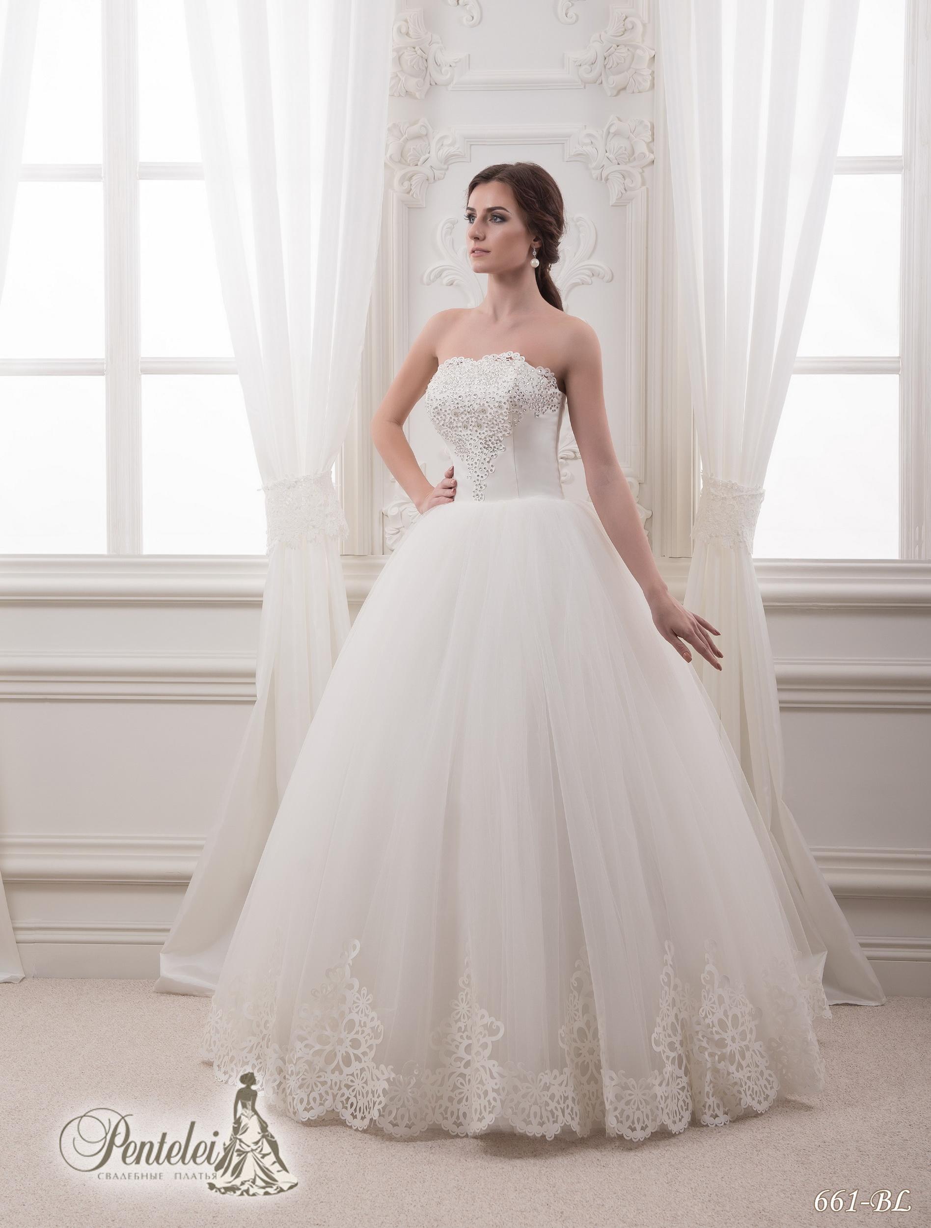 661-BL | Cumpăra rochii de mireasă en-gros de Pentelei