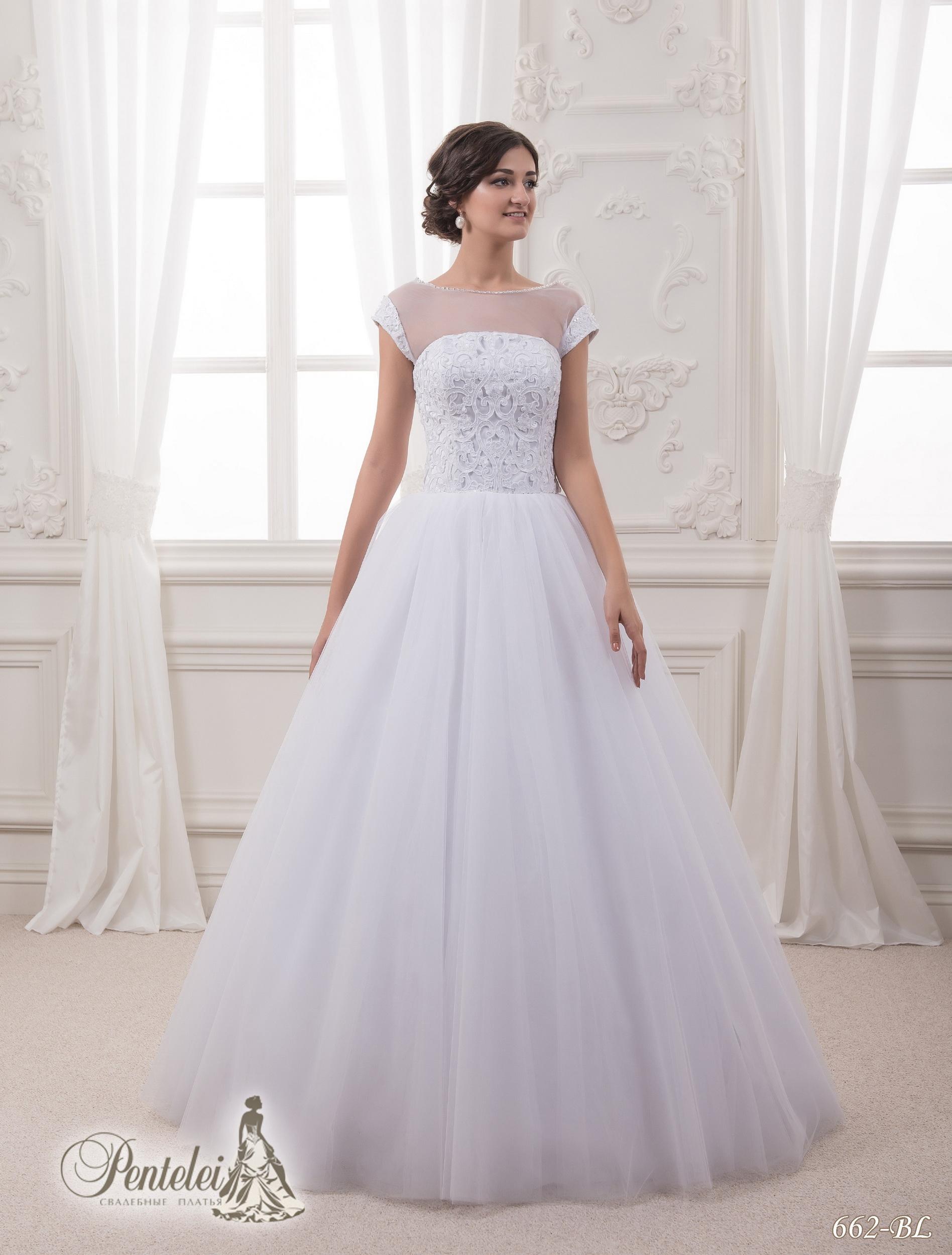 662-BL | Cumpăra rochii de mireasă en-gros de Pentelei