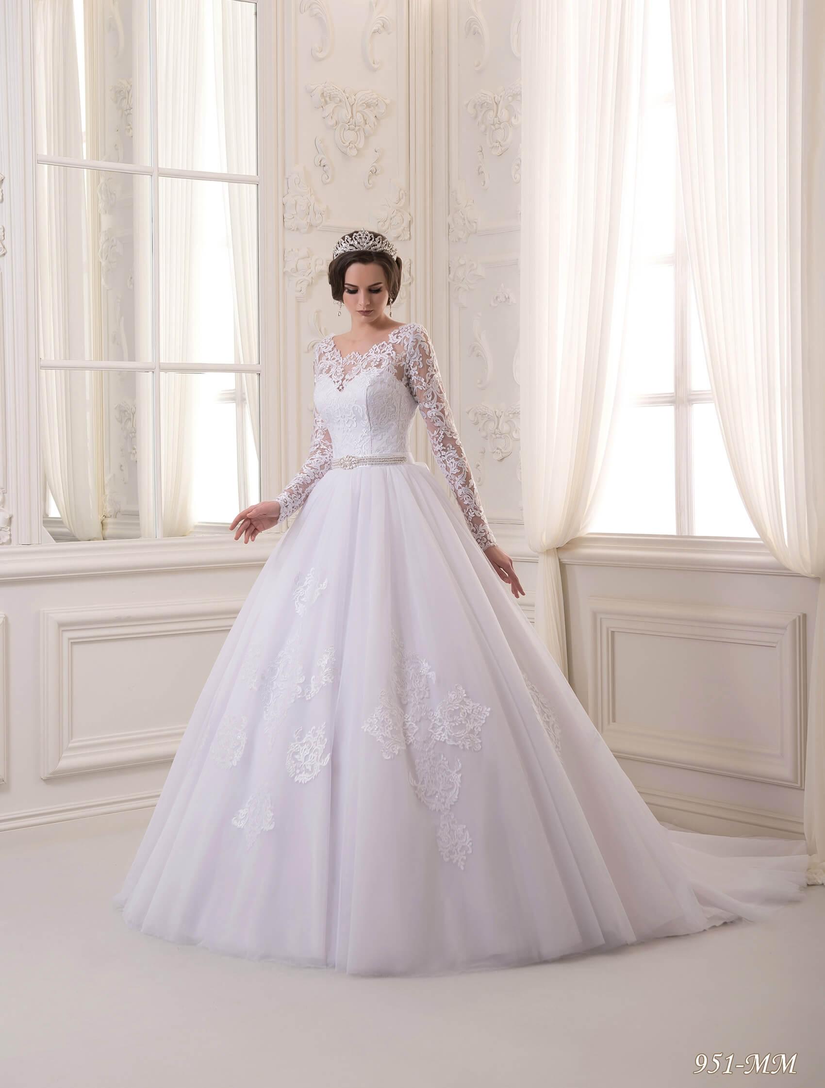 951-MM | Cumpăra rochii de mireasă en-gros de Pentelei