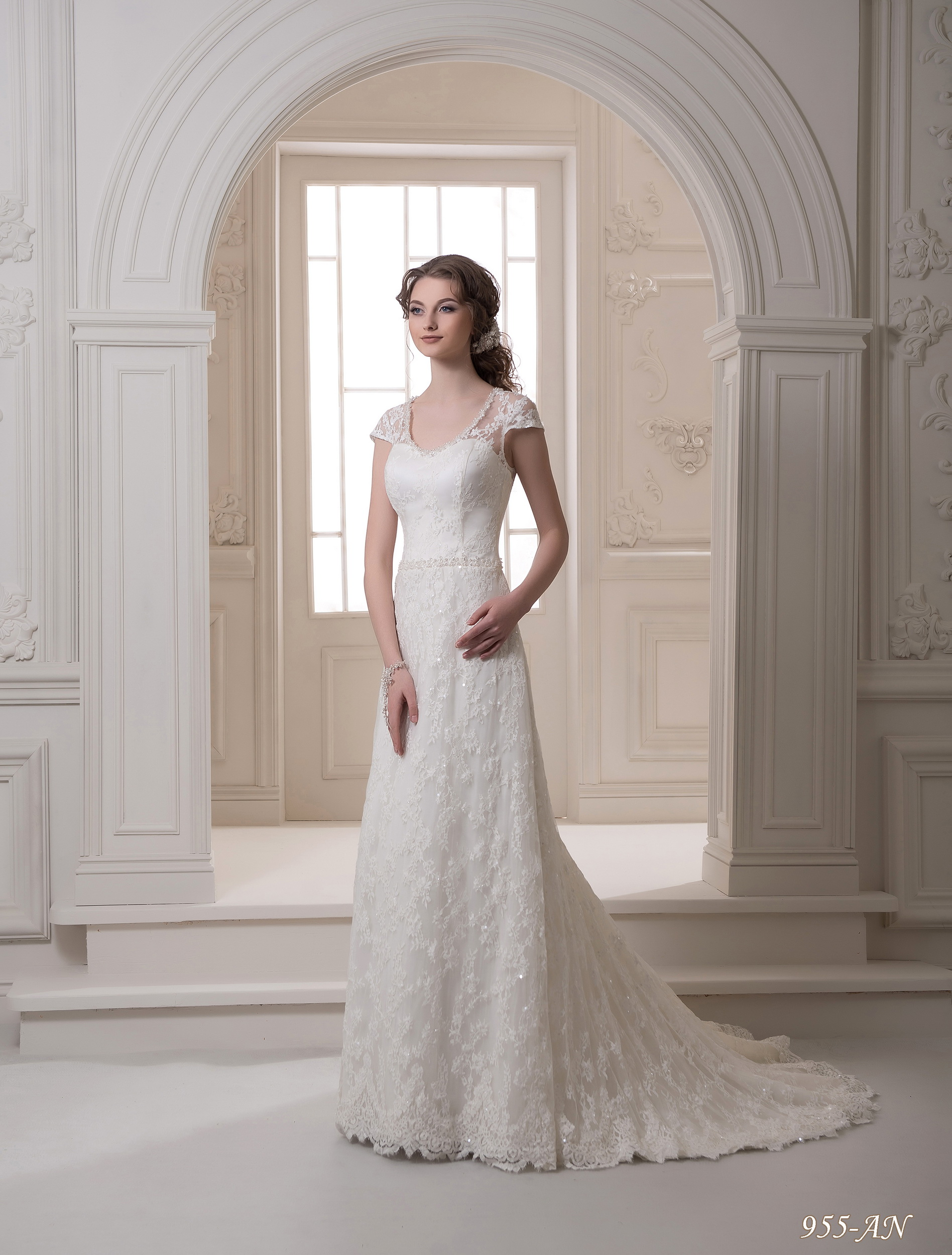 955-AN | Buy wedding dresses wholesale from Pentelei