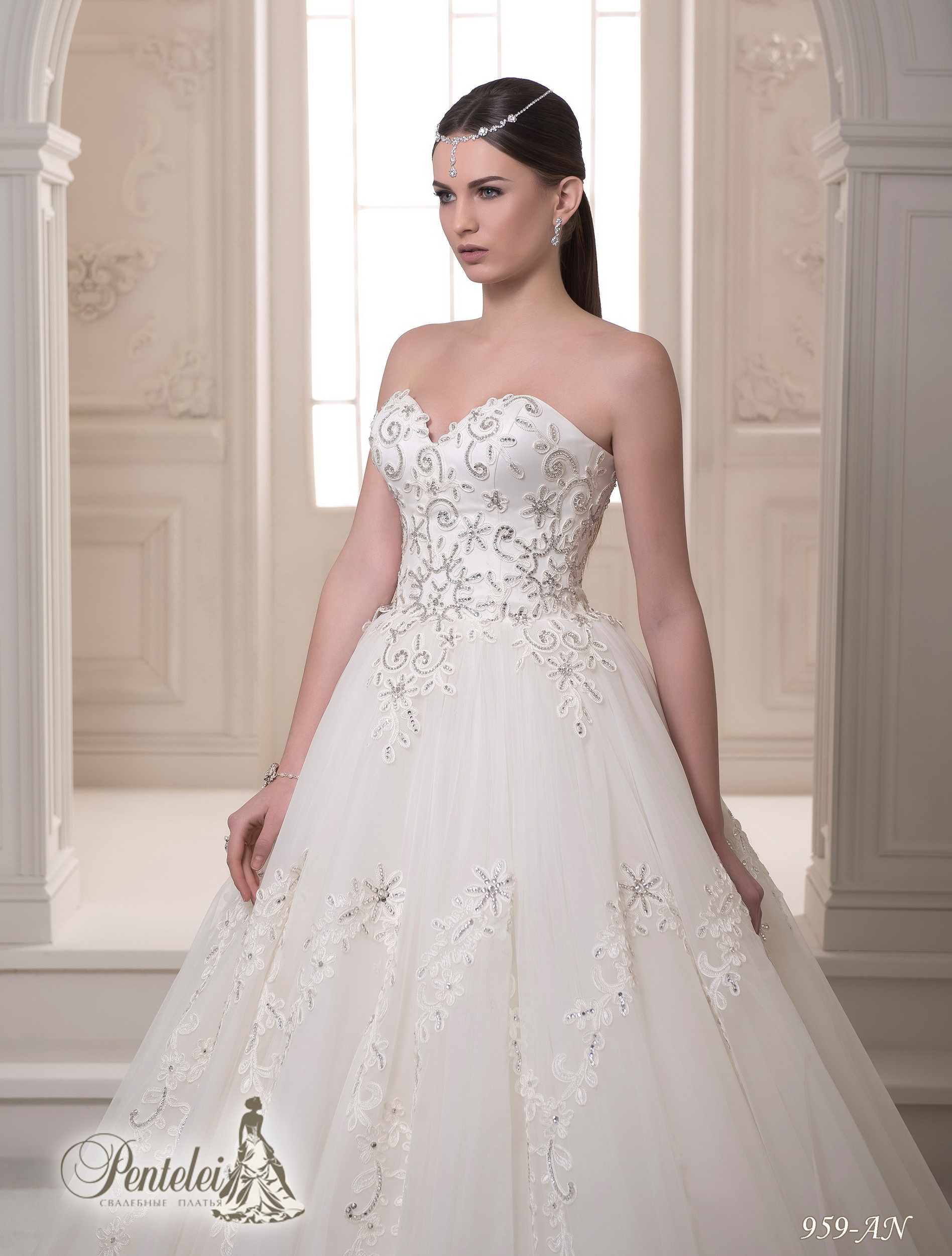 959-AN | Cumpăra rochii de mireasă en-gros de Pentelei