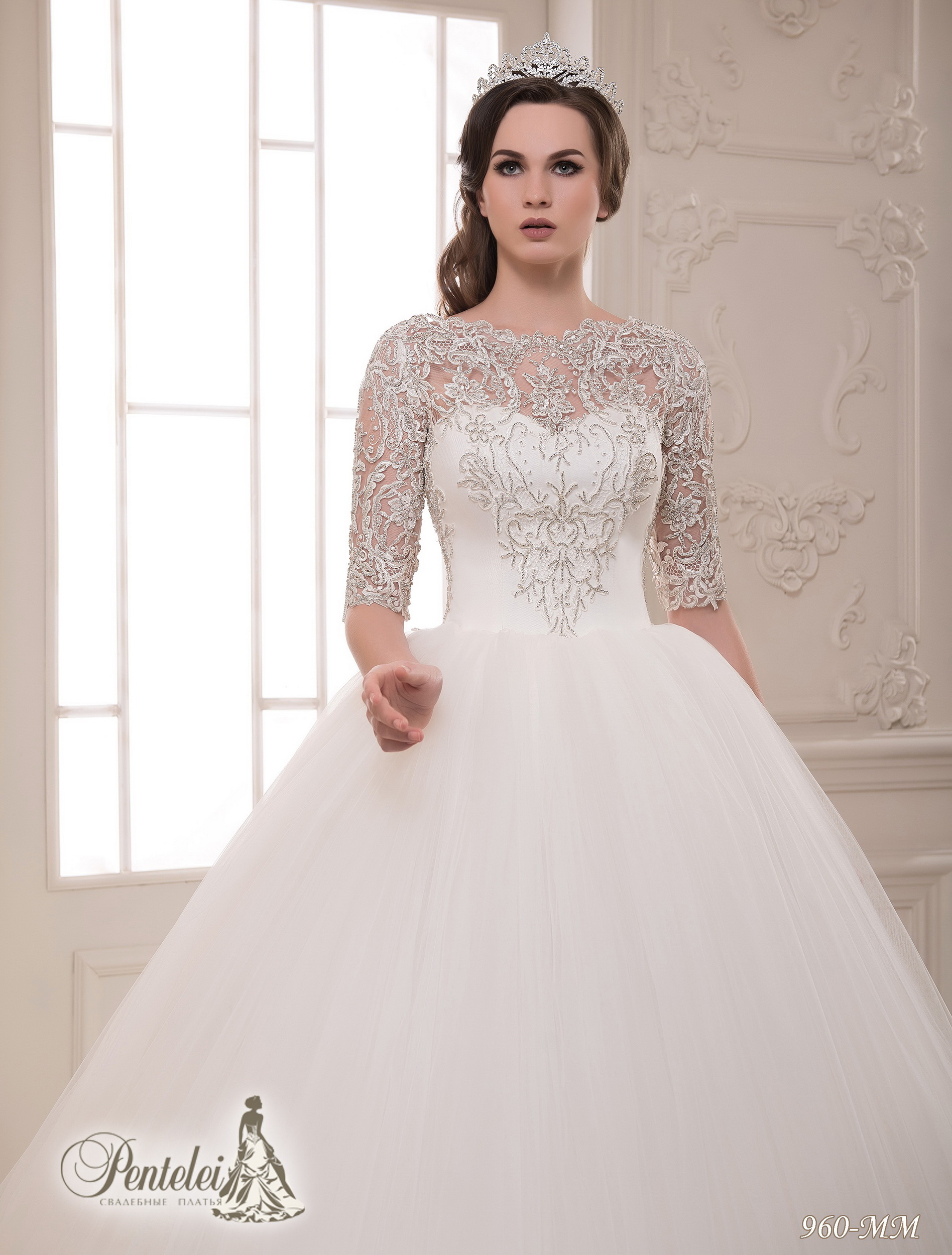960-MM | Cumpăra rochii de mireasă en-gros de Pentelei
