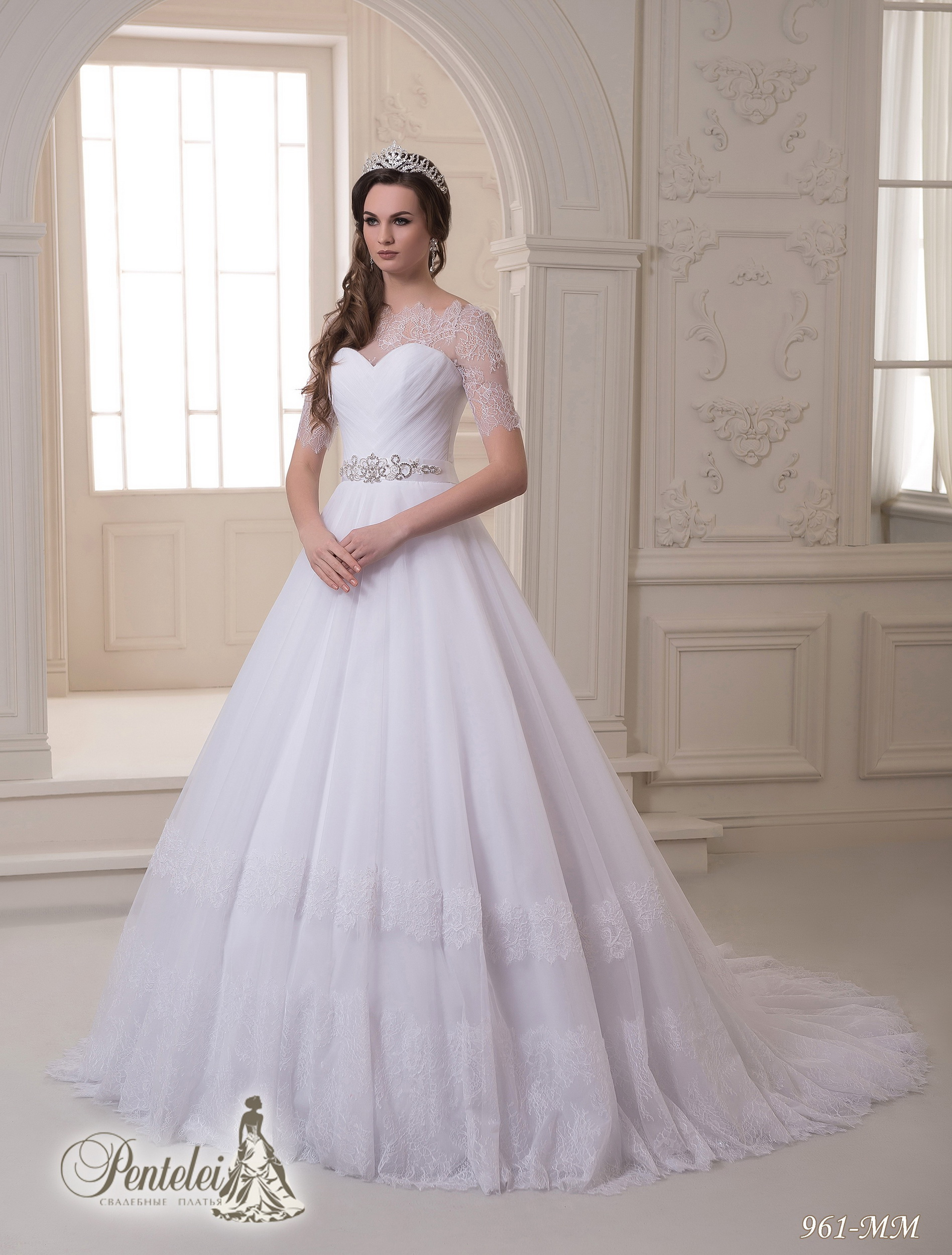 961-MM | Buy wedding dresses wholesale from Pentelei