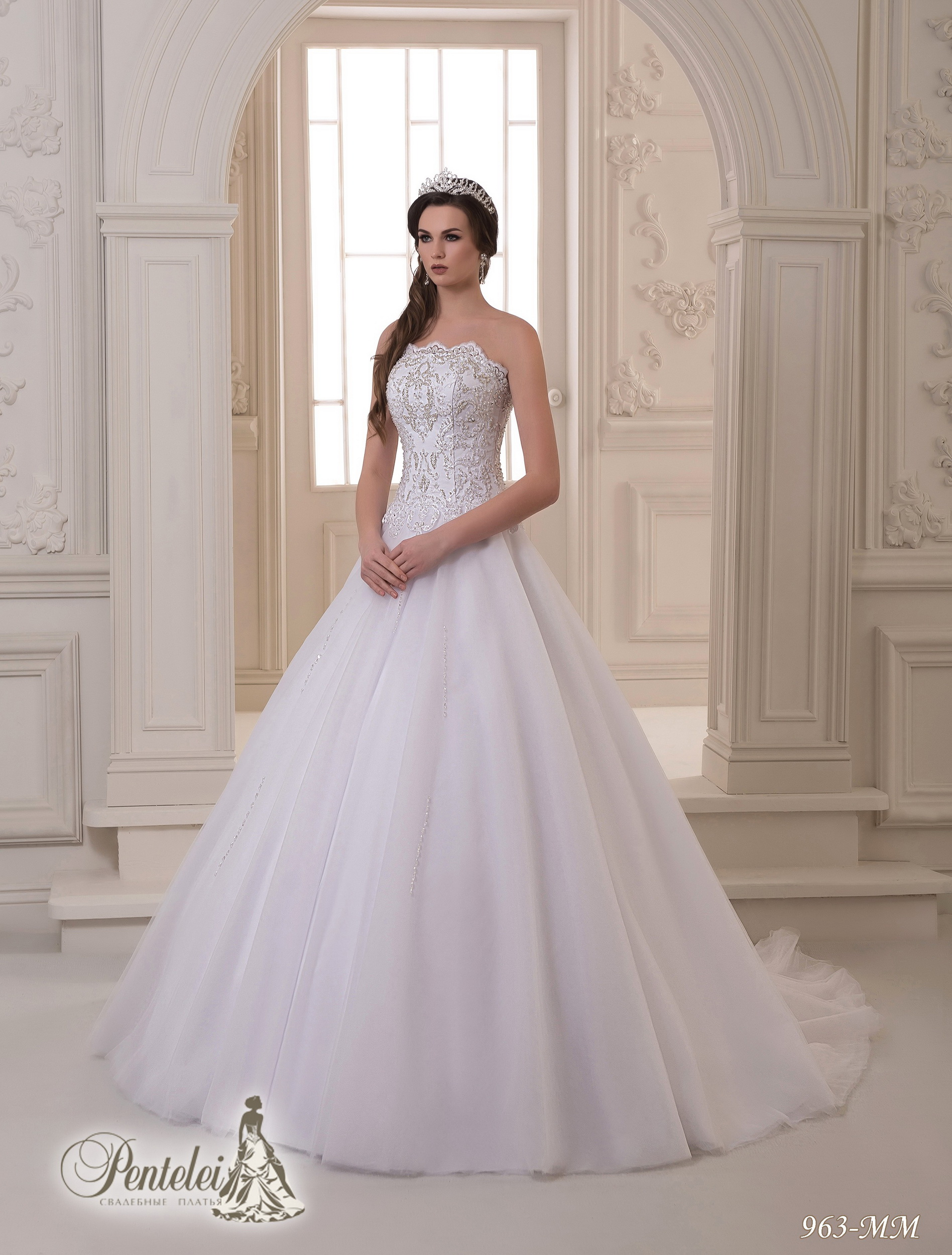 963-MM | Buy wedding dresses wholesale from Pentelei