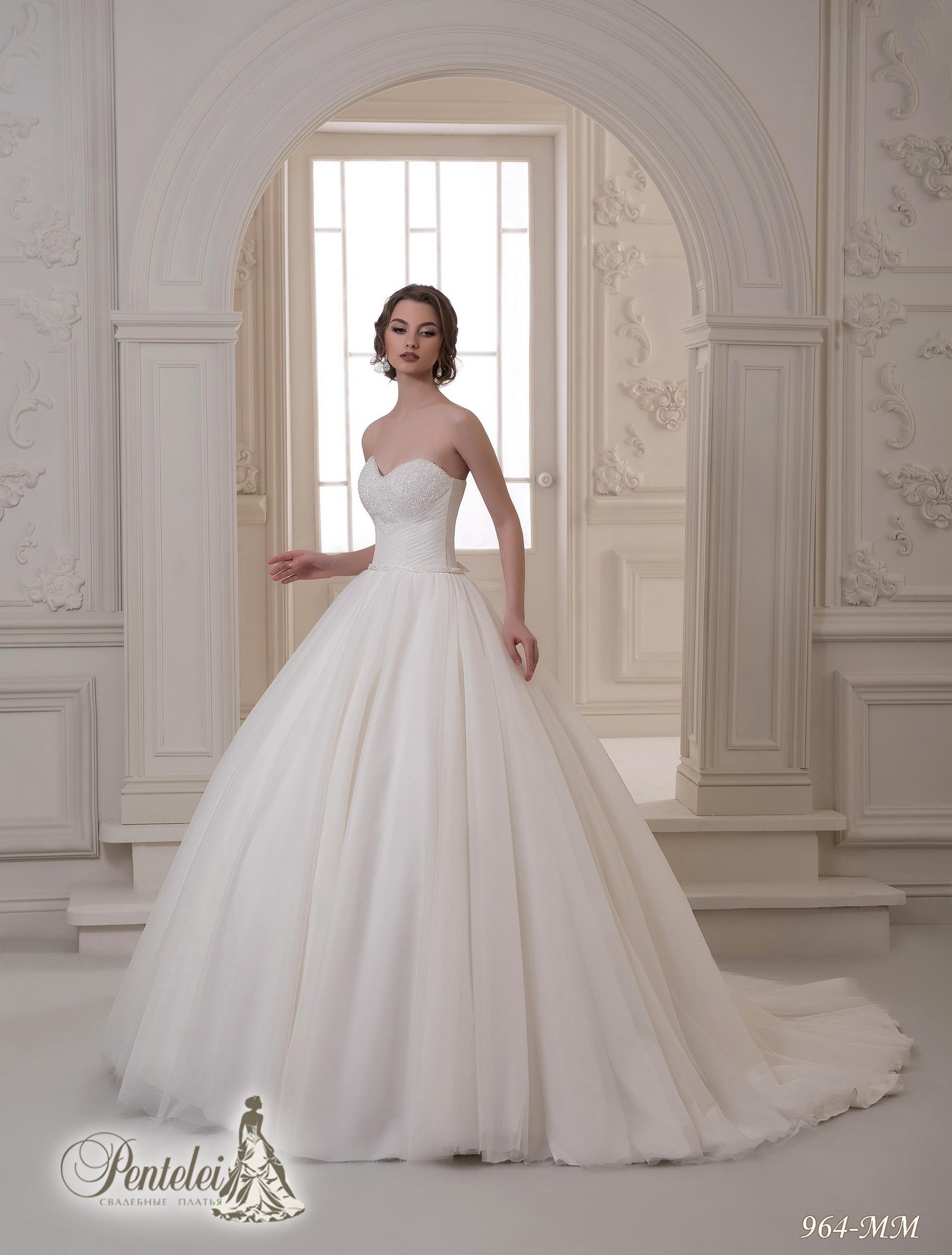 964-MM | Cumpăra rochii de mireasă en-gros de Pentelei