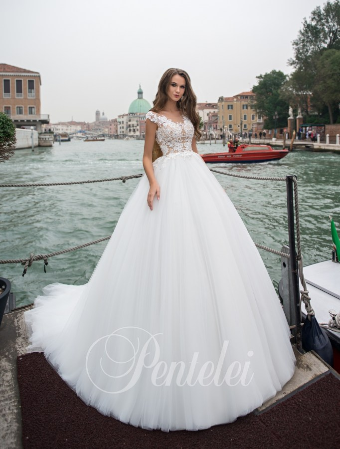 2205 | Buy wedding dresses wholesale from Pentelei