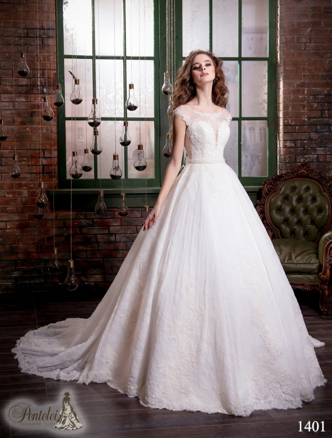 1401 | Buy wedding dresses wholesale from Pentelei
