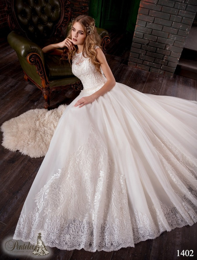 1402 | Buy wedding dresses wholesale from Pentelei