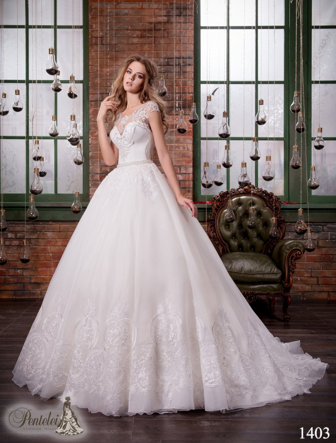 1403 | Buy wedding dresses wholesale from Pentelei