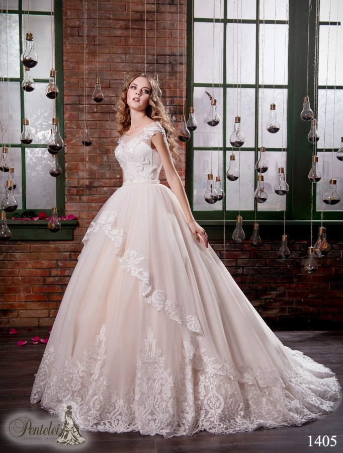 1405 | Buy wedding dresses wholesale from Pentelei