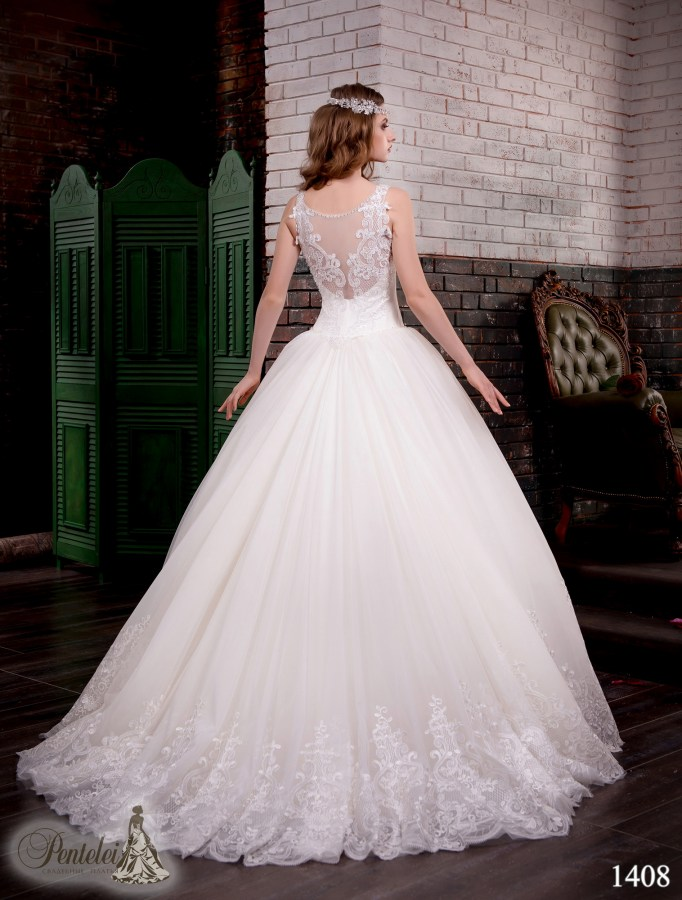 1408 | Buy wedding dresses wholesale from Pentelei