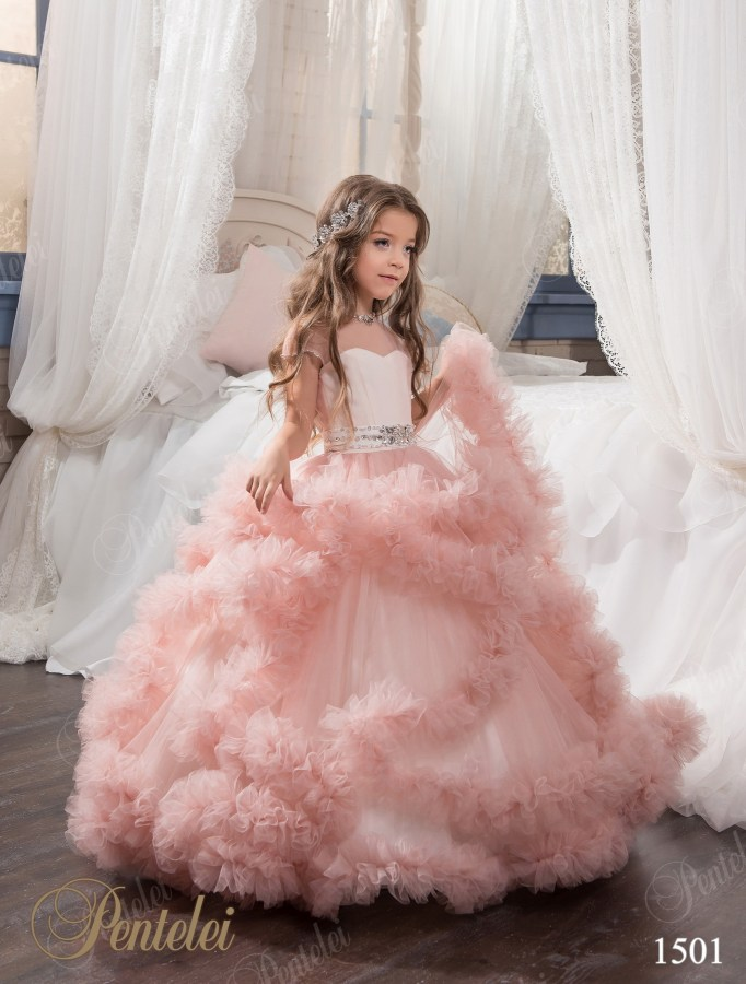1501 | Buy children's dresses wholesale from Pentelei