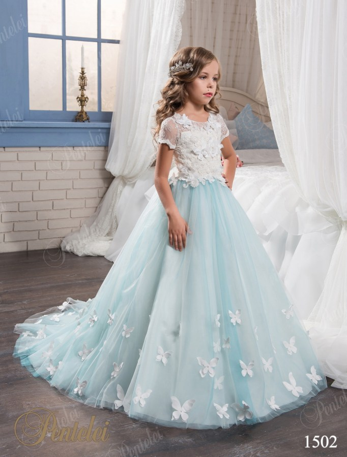 1502 | Buy children's dresses wholesale from Pentelei