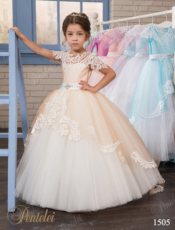 Children's ball gown