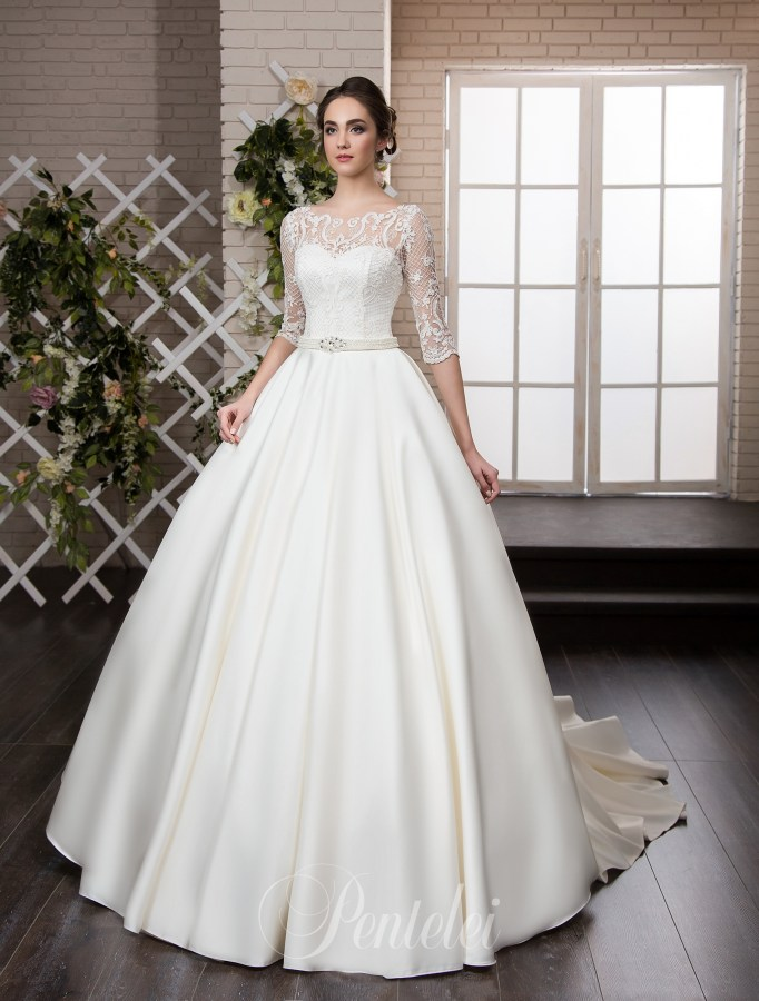 1804 | Buy wedding dresses wholesale from Pentelei